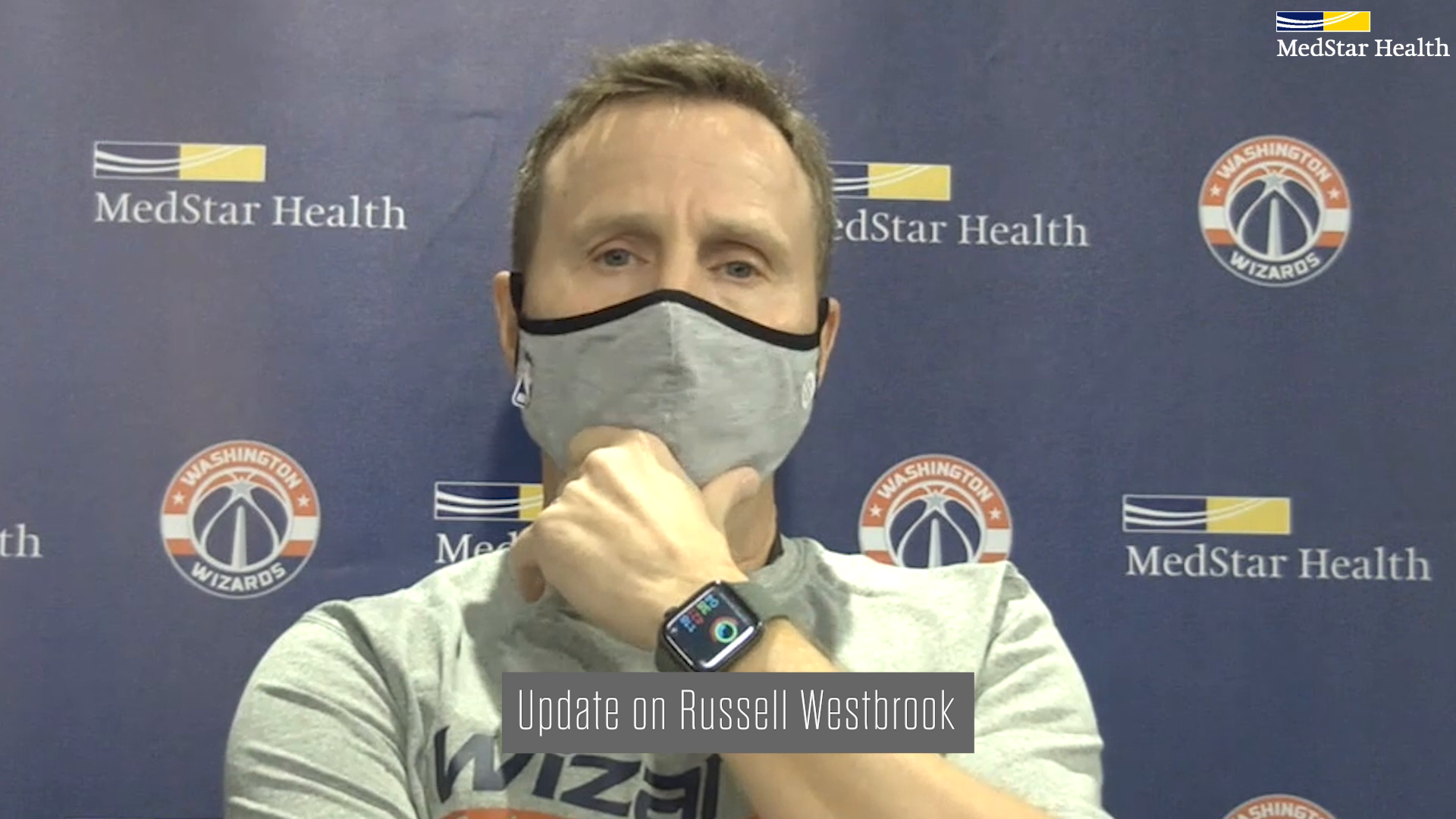 Scott Brooks Post-Practice Media Availability - 1/22/21