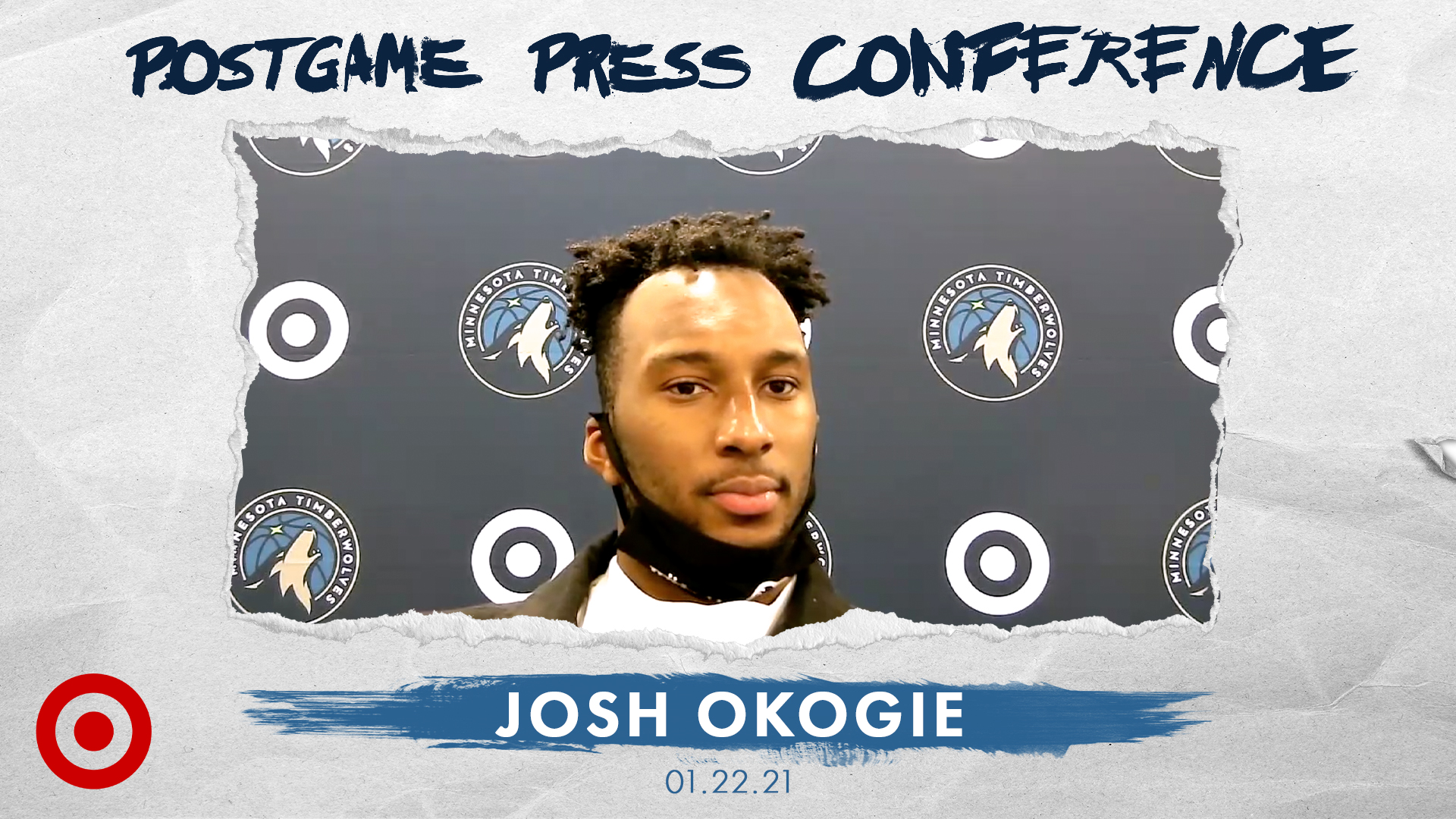 Josh Okogie Postgame Press Conference - January 22, 2021