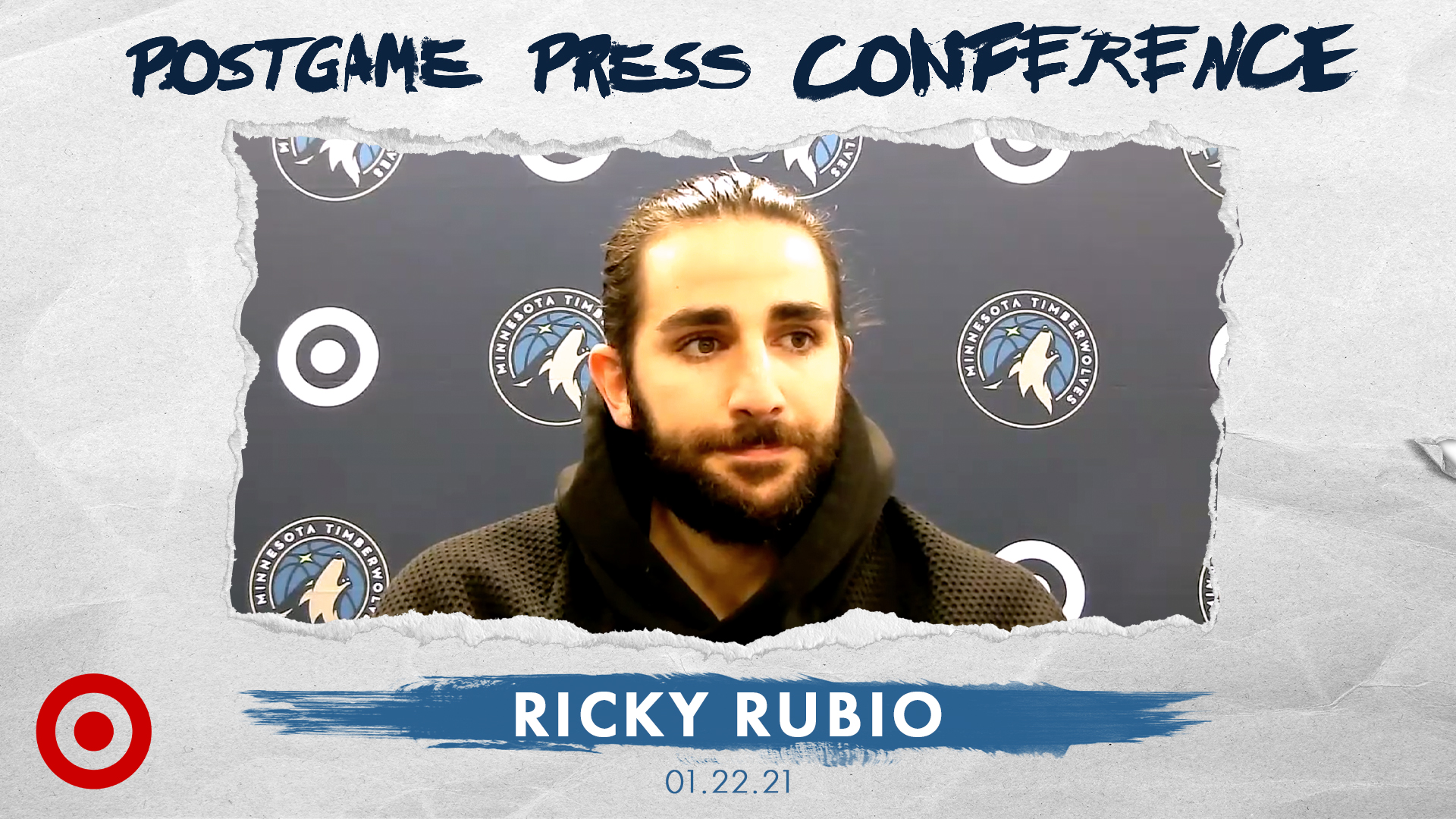 Ricky Rubio Postgame Press Conference - January 22, 2021