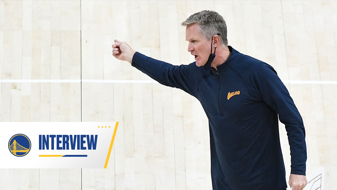 Postgame Warriors Talk: Steve Kerr - 1/23/21