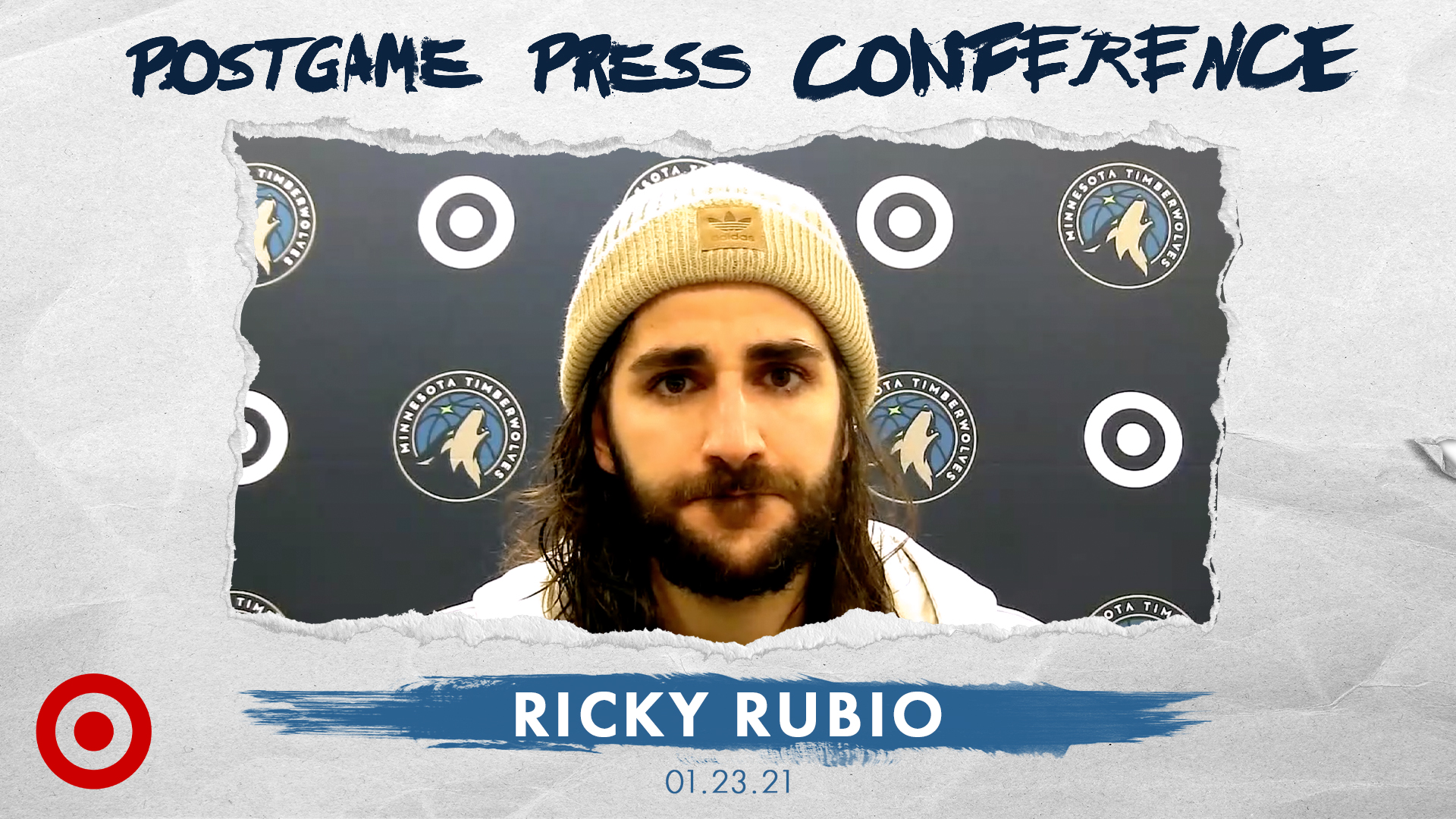 Ricky Rubio Postgame Press Conference - January 23, 2021