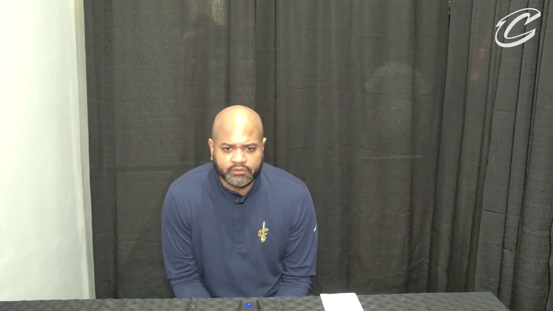 Cavs at Celtics Postgame: Coach Bickerstaff