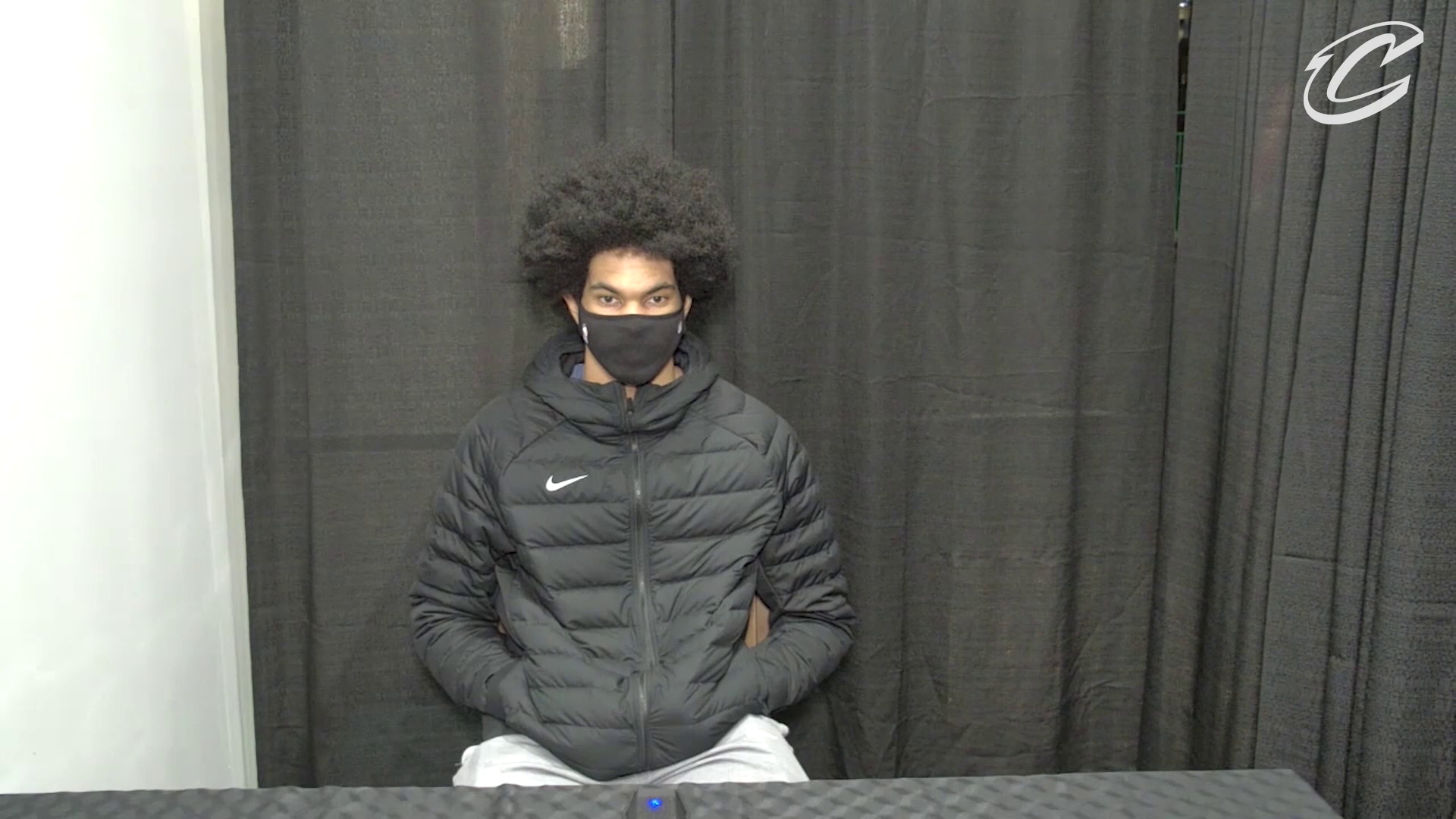 Cavs at Celtics Postgame: Jarrett Allen
