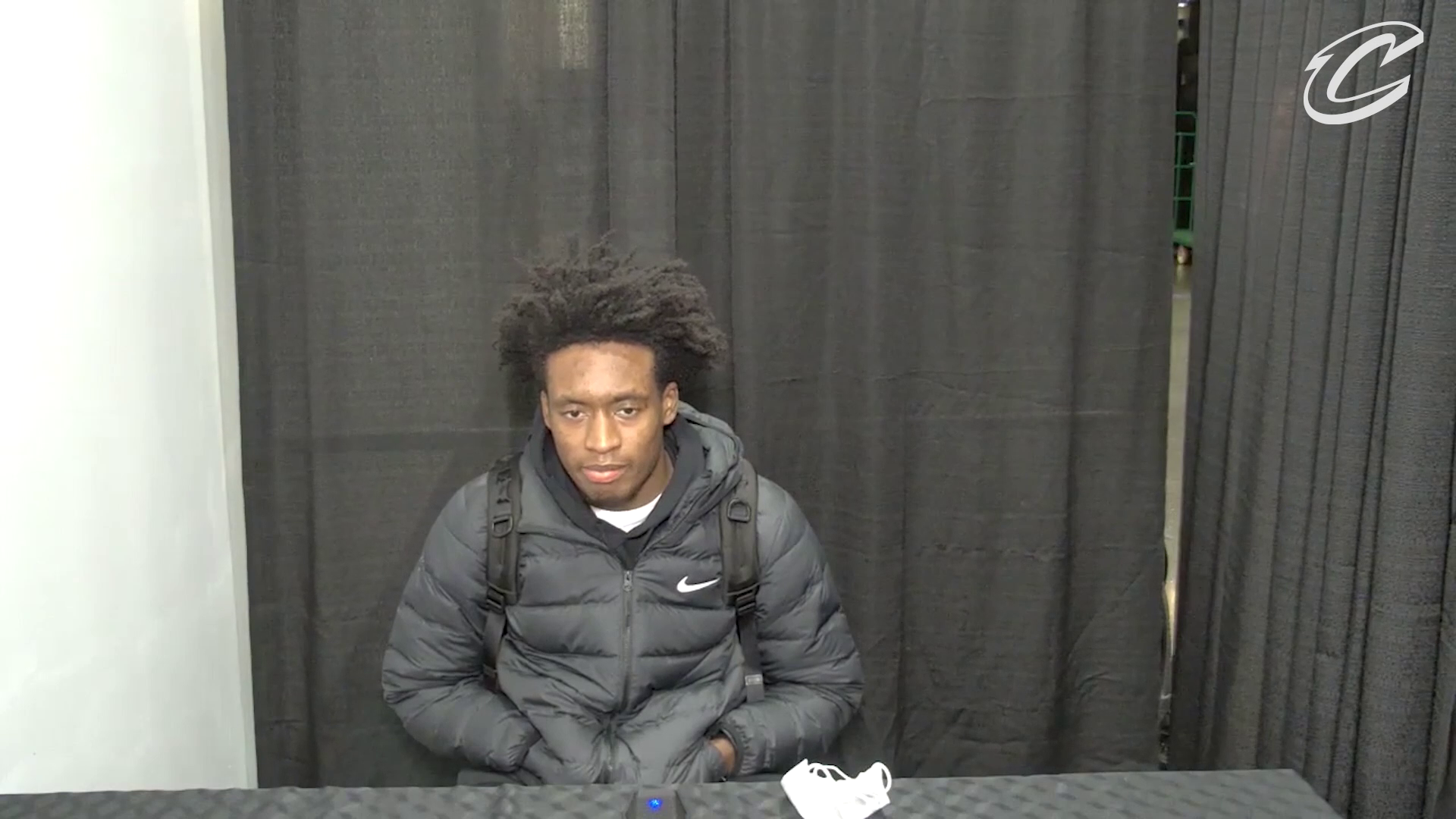 Cavs at Celtics Postgame: Collin Sexton