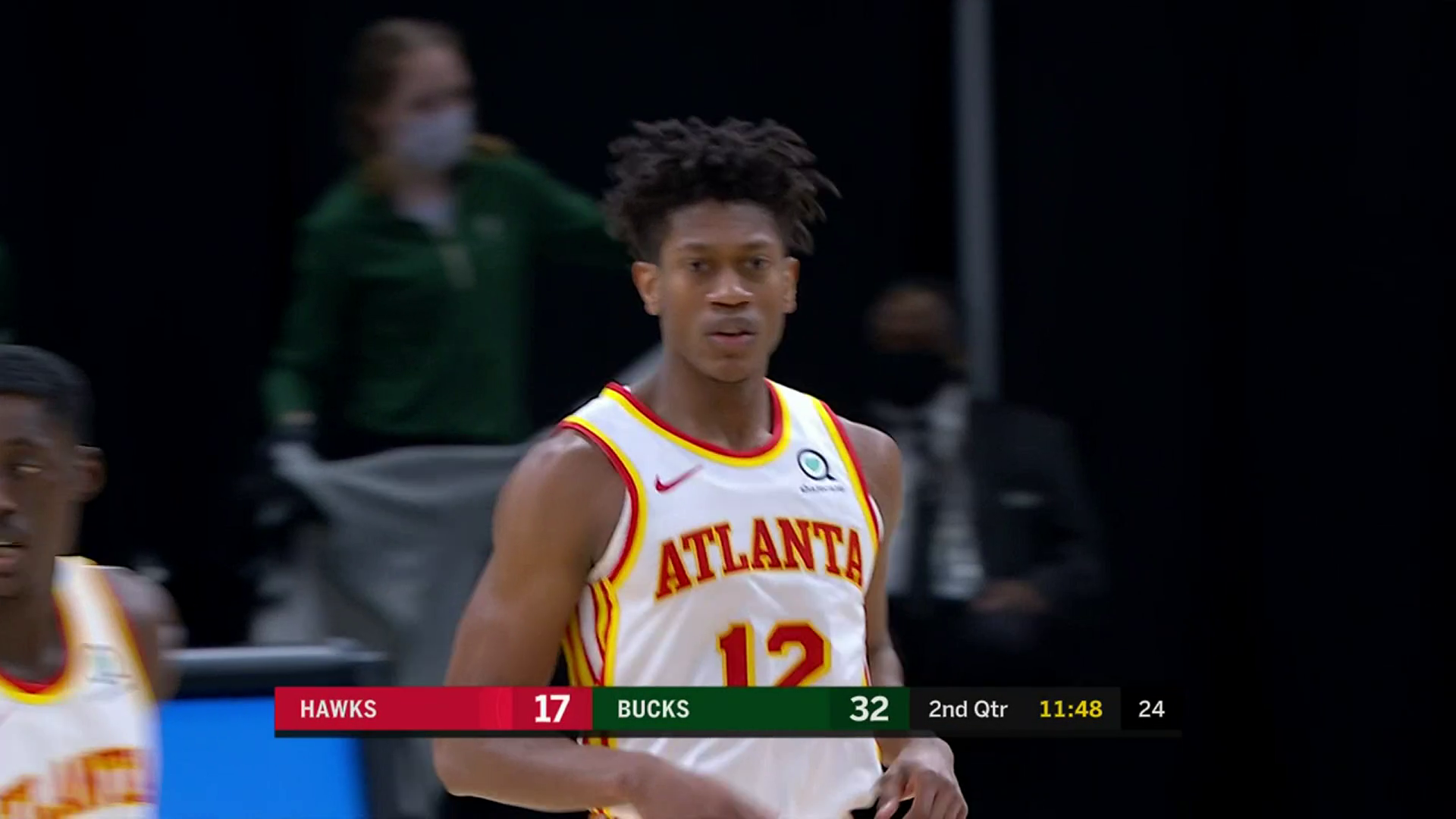 De'Andre Hunter Puts Up Career-High 33 Points
