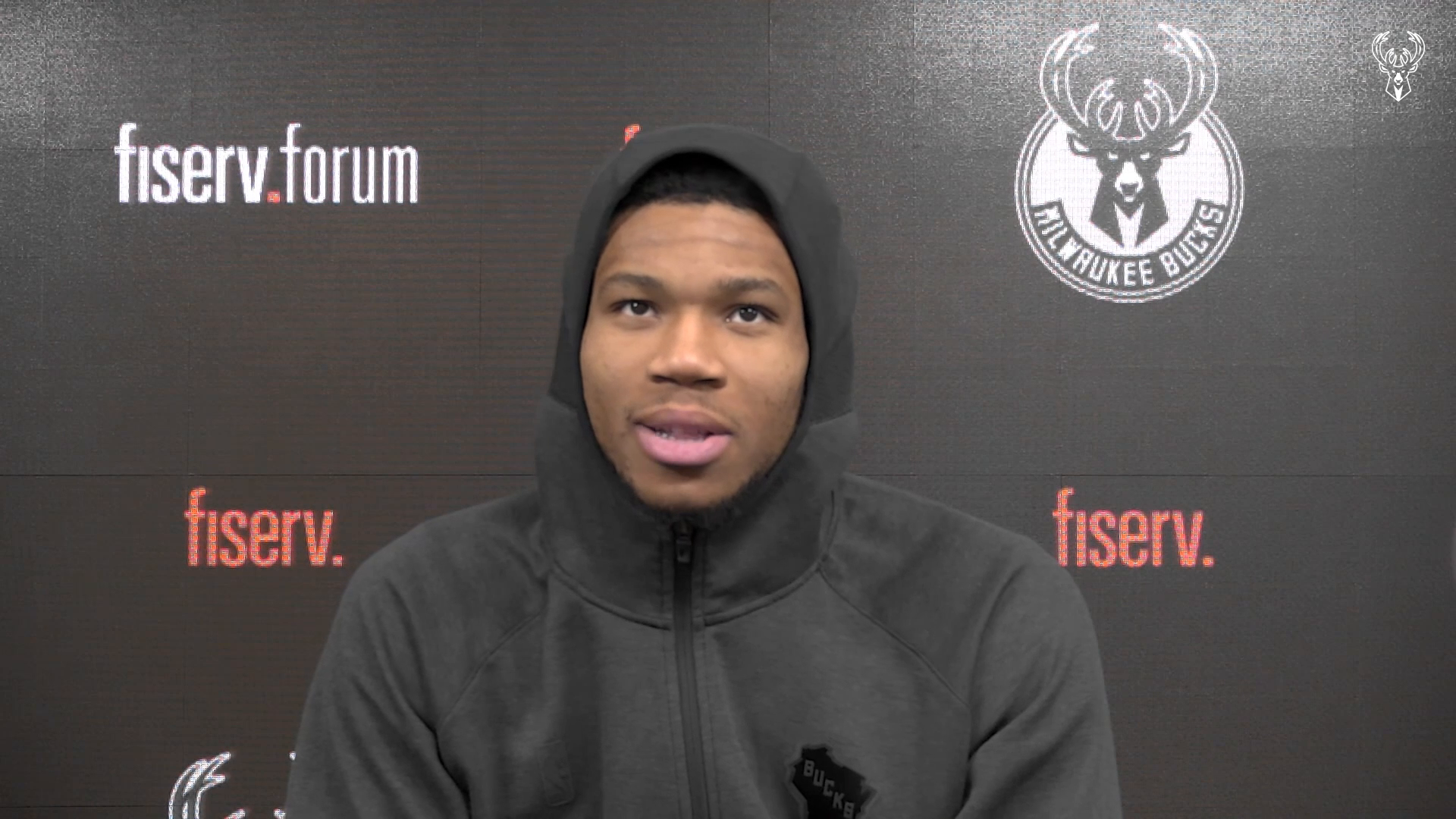 Giannis Antetokounmpo Press Conference | 1.24.21
