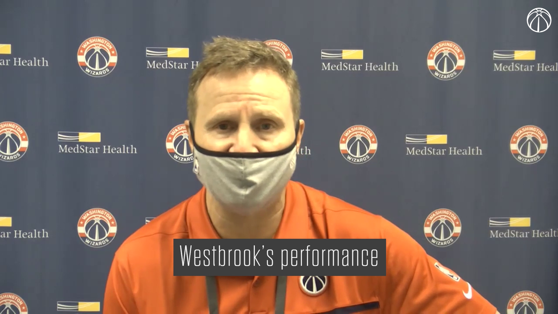 Scott Brooks Postgame Media Availability - 1/24/21