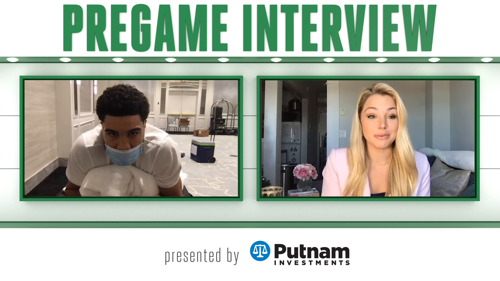 1/25 Putnam Pregame Interview: 'It Was Scary'