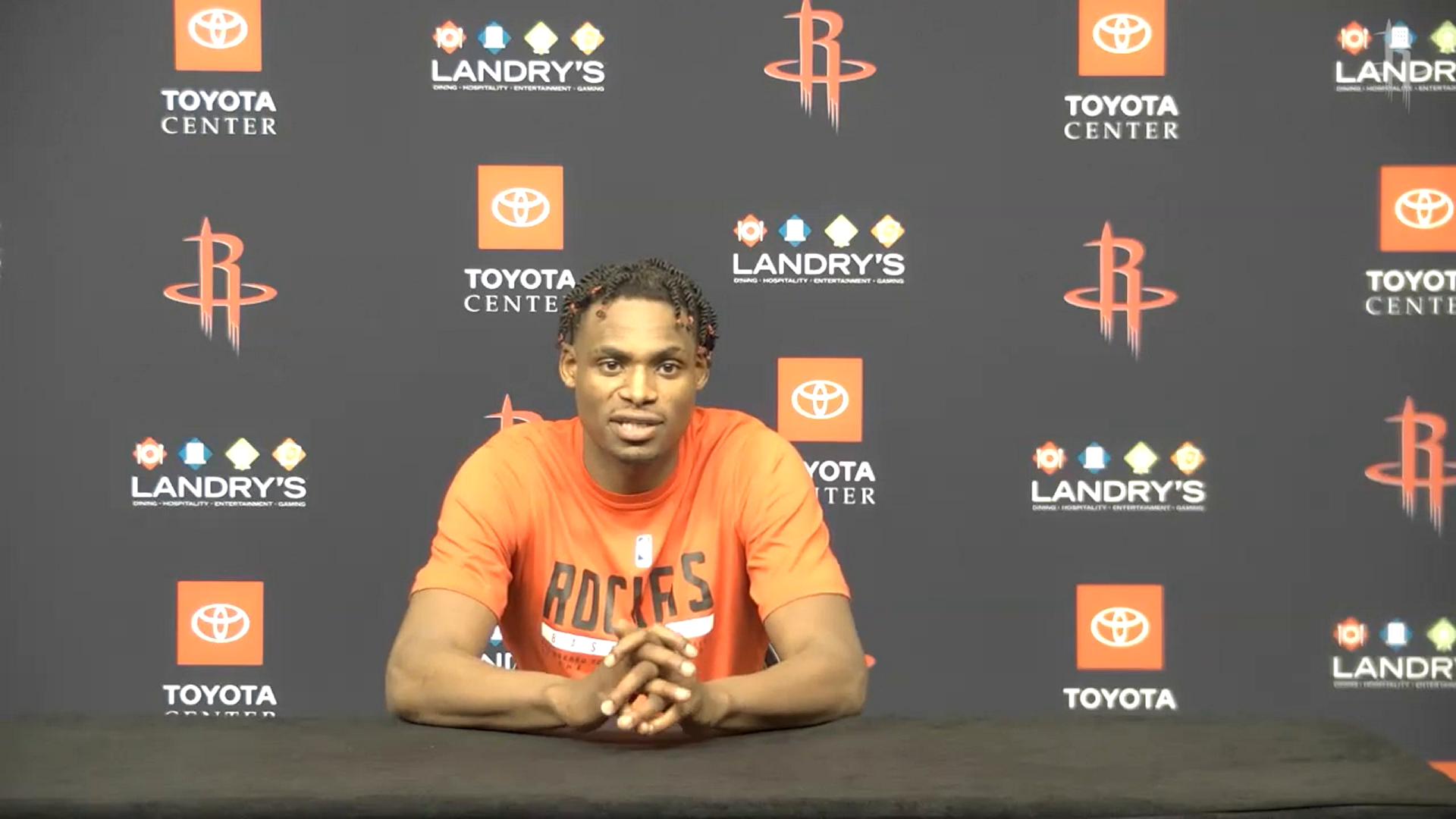 2021 Practice Interviews: Danuel House Jr 1/25/21