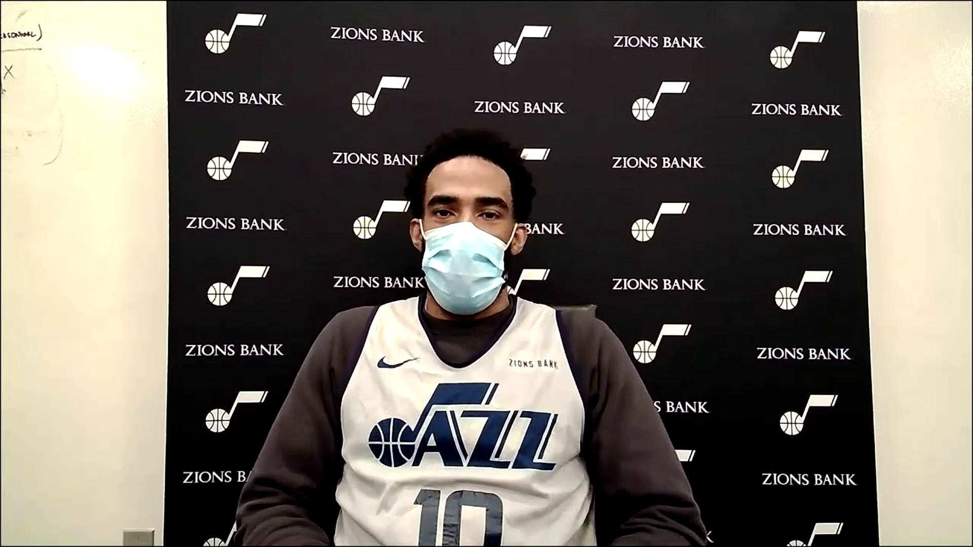 Practice 1.25—Mike Conley talks about movie producing + playing with 2 DPOYs