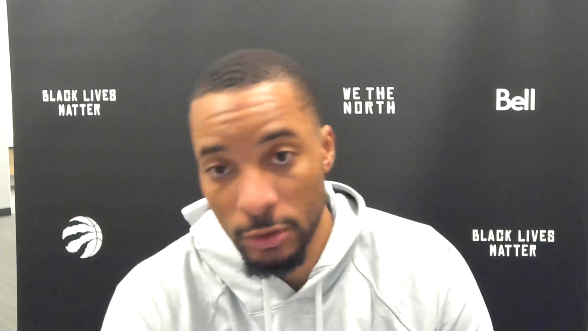 Post Game: Norman Powell - January 25, 2021