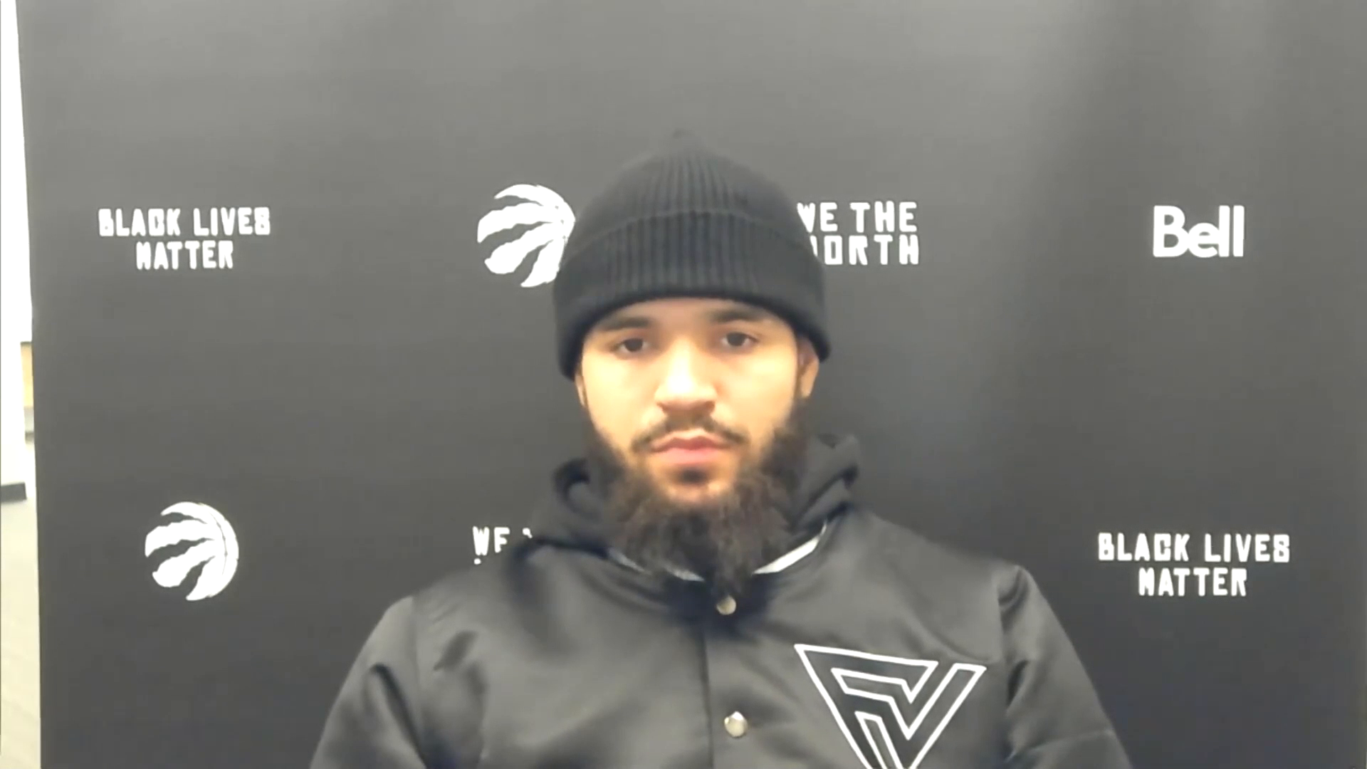 Post Game: Fred VanVleet - January 25, 2021
