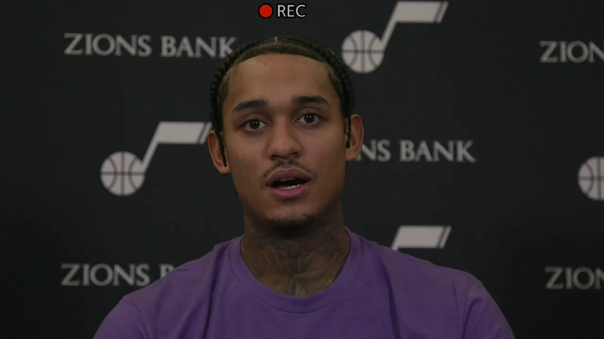 Shootaround 1.26—JC talks about facing former teammates and settling in Utah