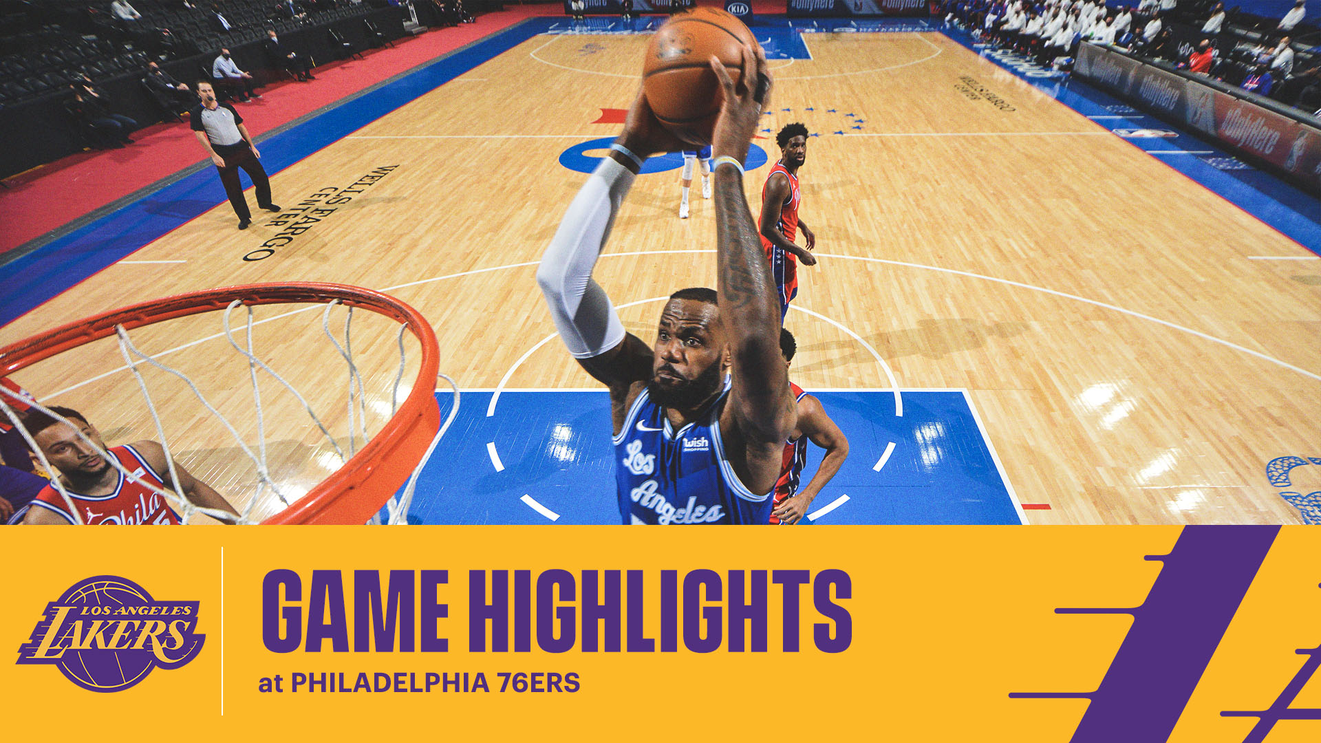 HIGHLIGHTS | LeBron James (34 pts, 6 reb, 6 ast) vs Philadelphia 76ers