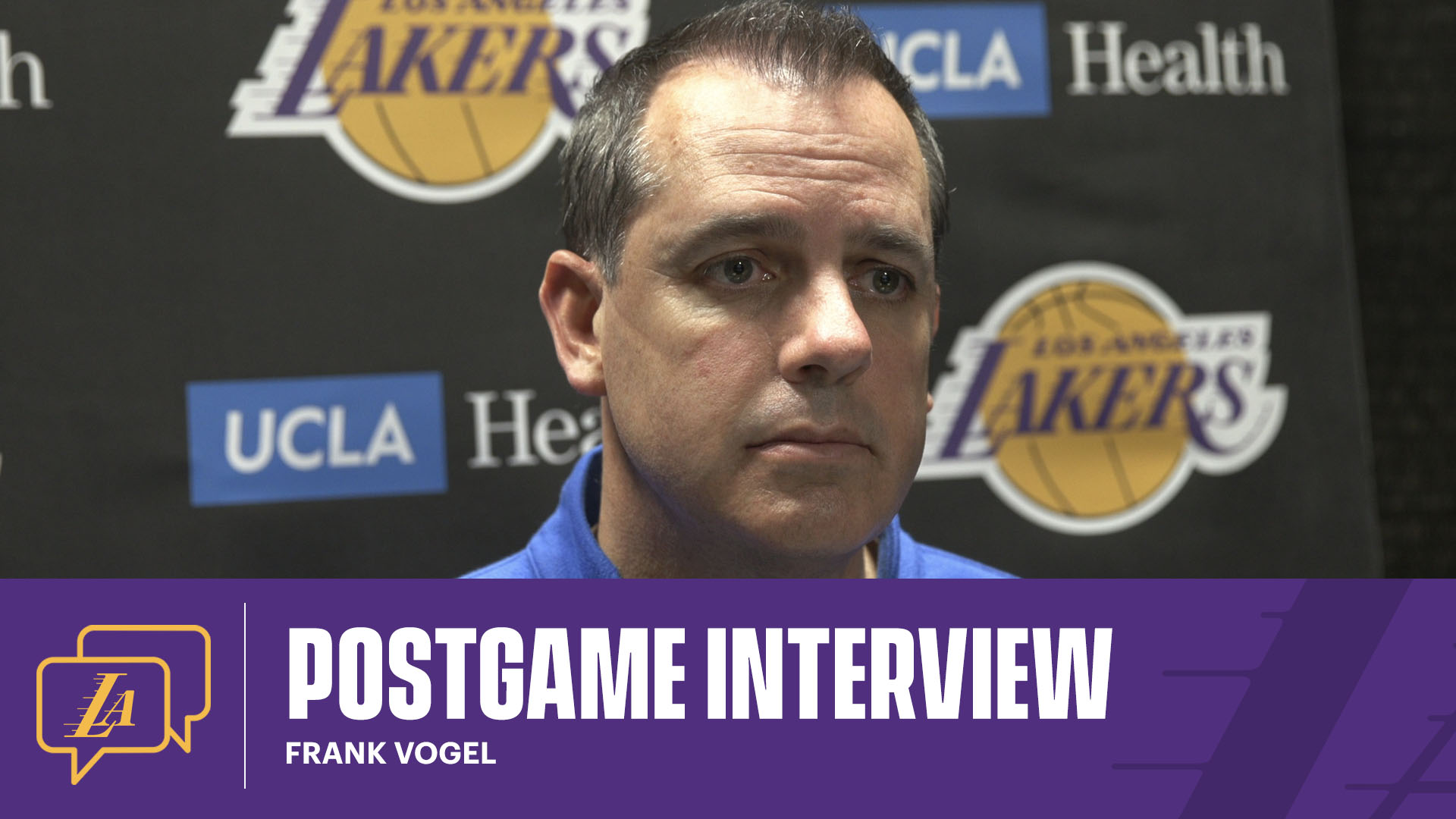 Lakers Postgame: Frank Vogel (1/27/21)