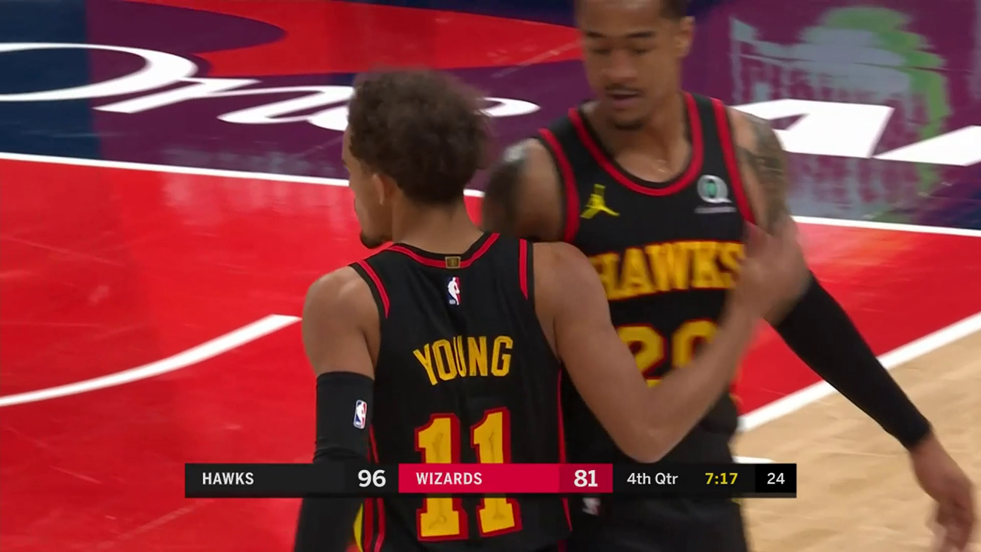 Young Goes Off For 41 Points in Win Over Wizards