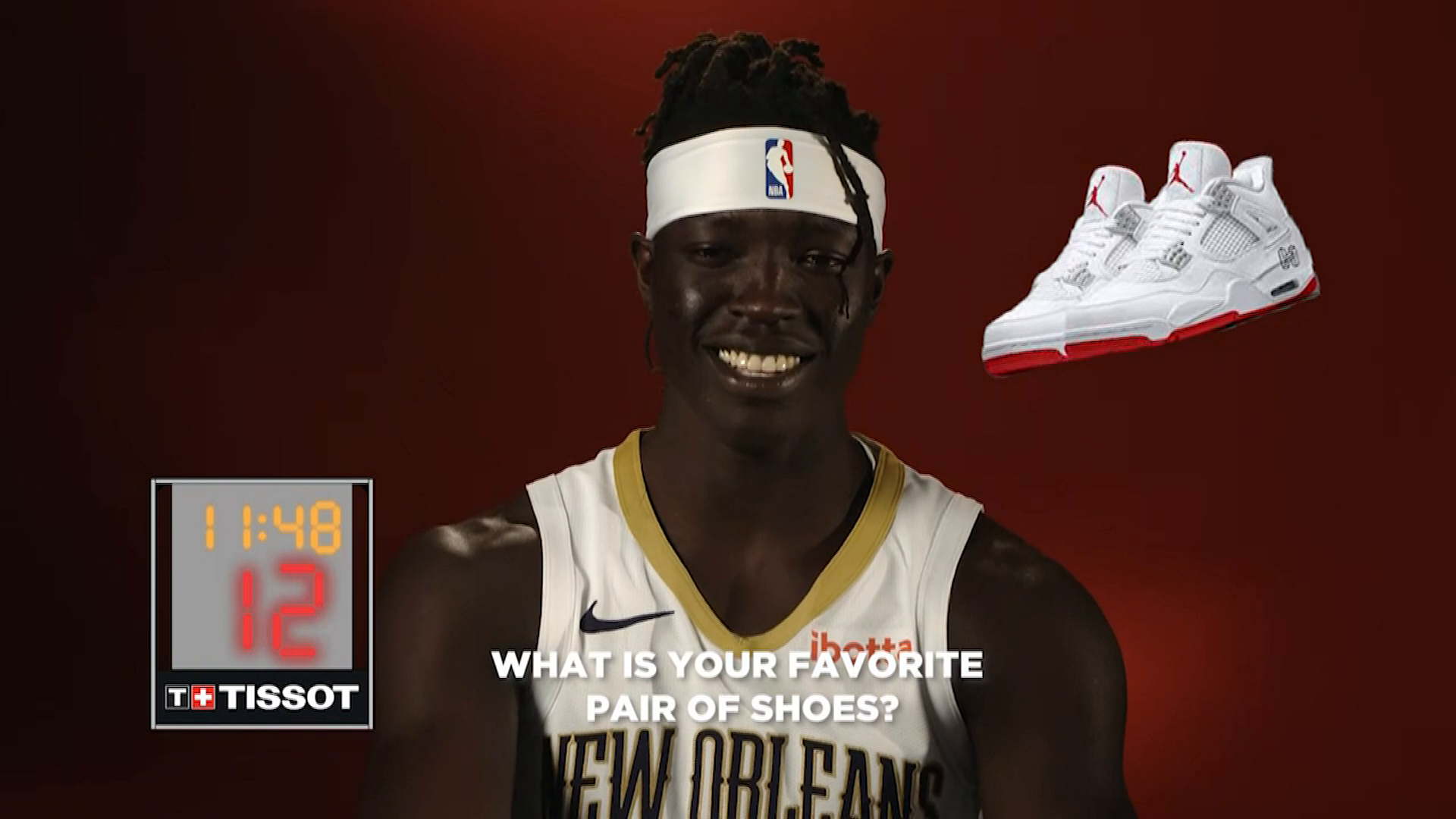 24 Seconds with Wenyen Gabriel presented by Tissot