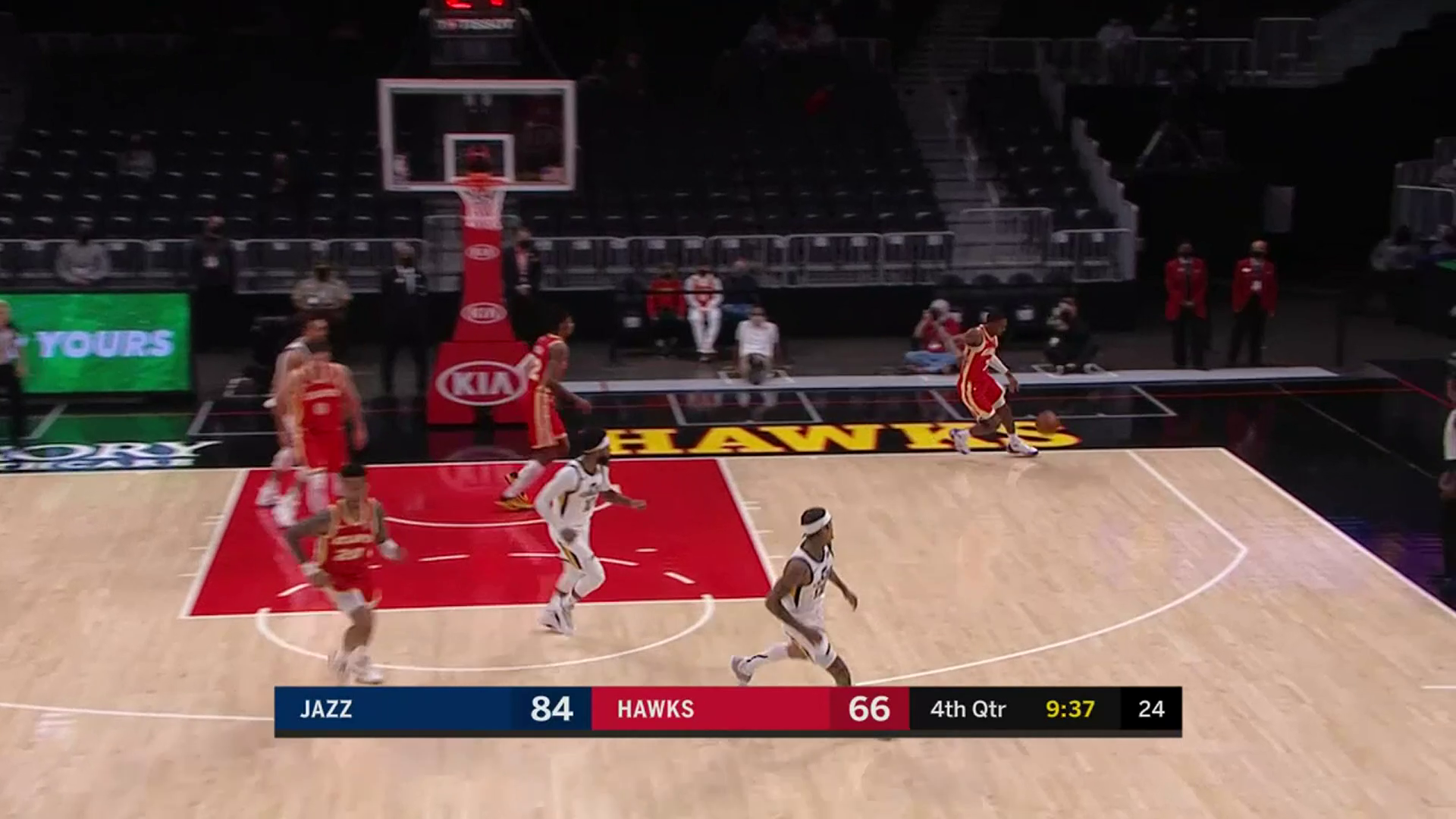 Tony Snell Adds 12 Points Off Bench