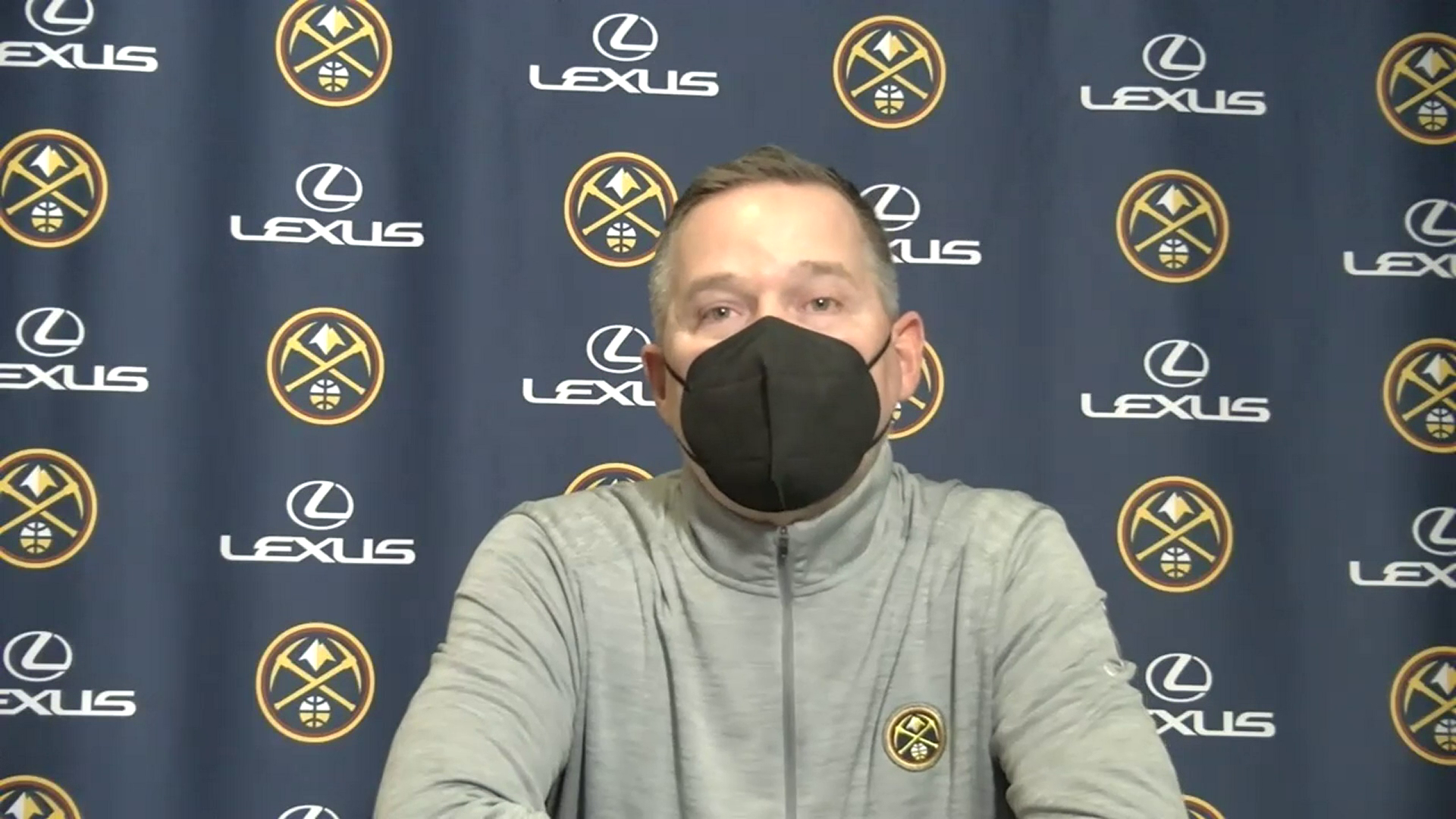 Nuggets postgame interview: Michael Malone (02/06/2021)