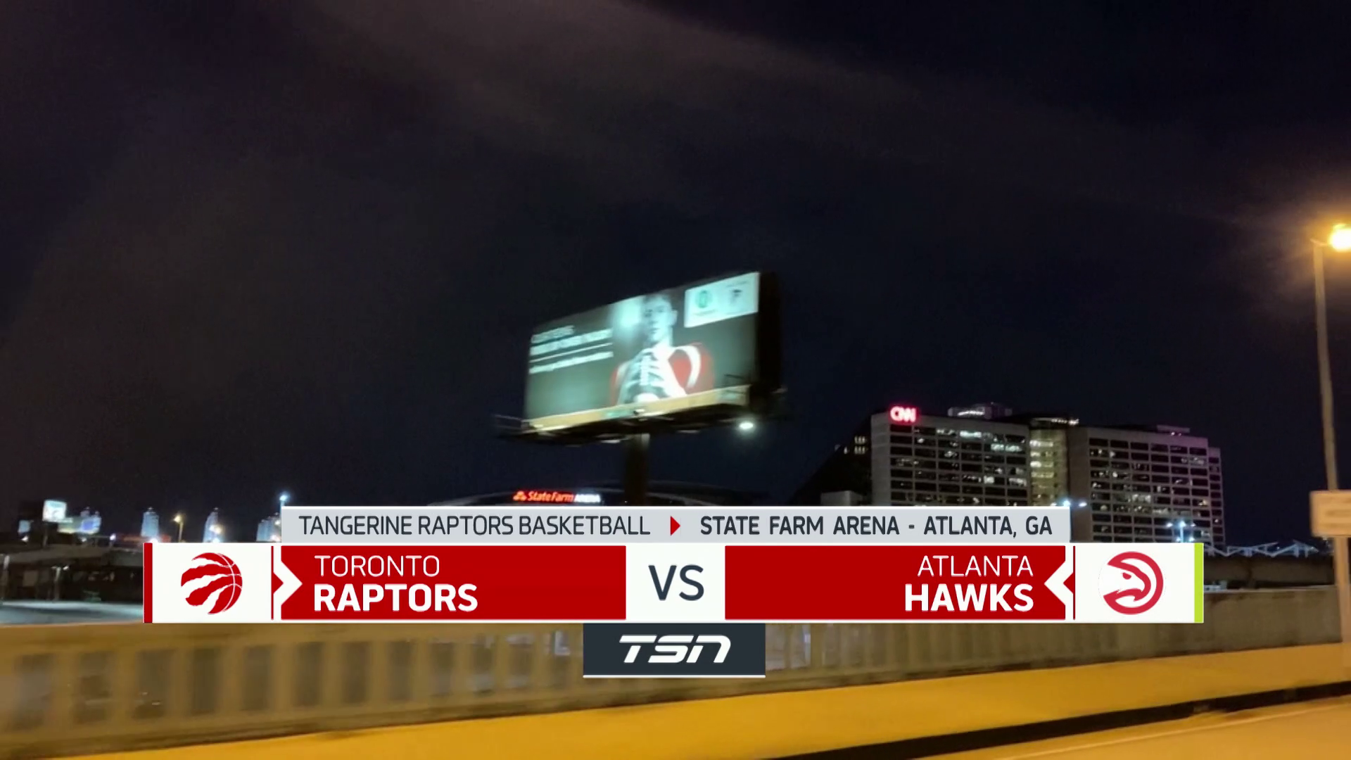 Tangerine Game Highlights: Raptors at Hawks - February 6, 2021