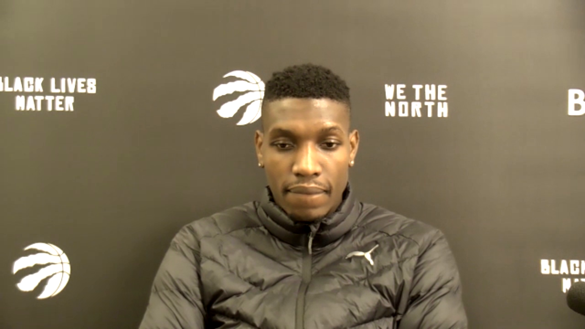 Post Game: Chris Boucher - February 6, 2021