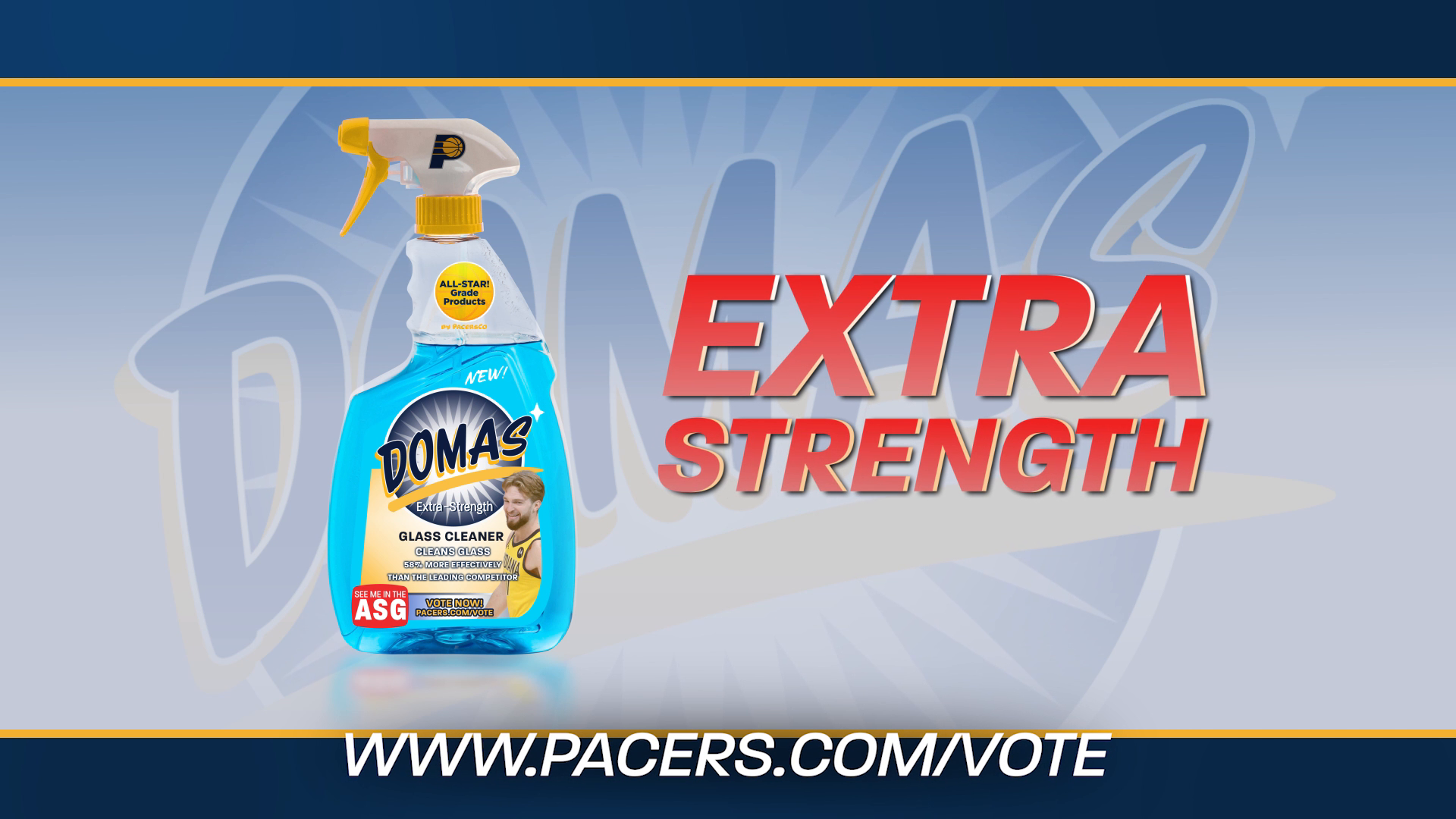 Domas Extra-Strength Glass Cleaner Infomercial