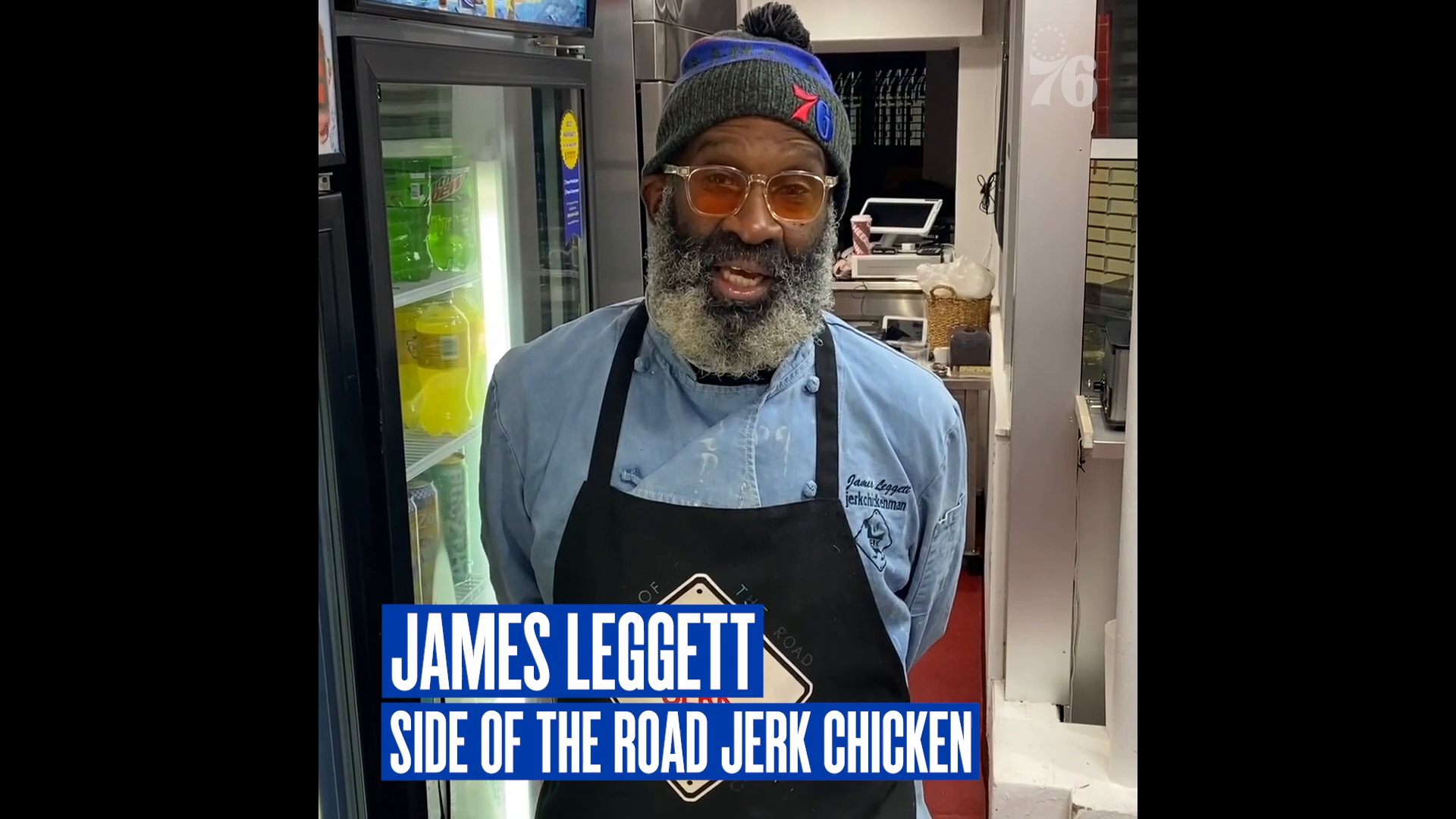 Side of The Road Jerk Chicken | Spirit of Small Business