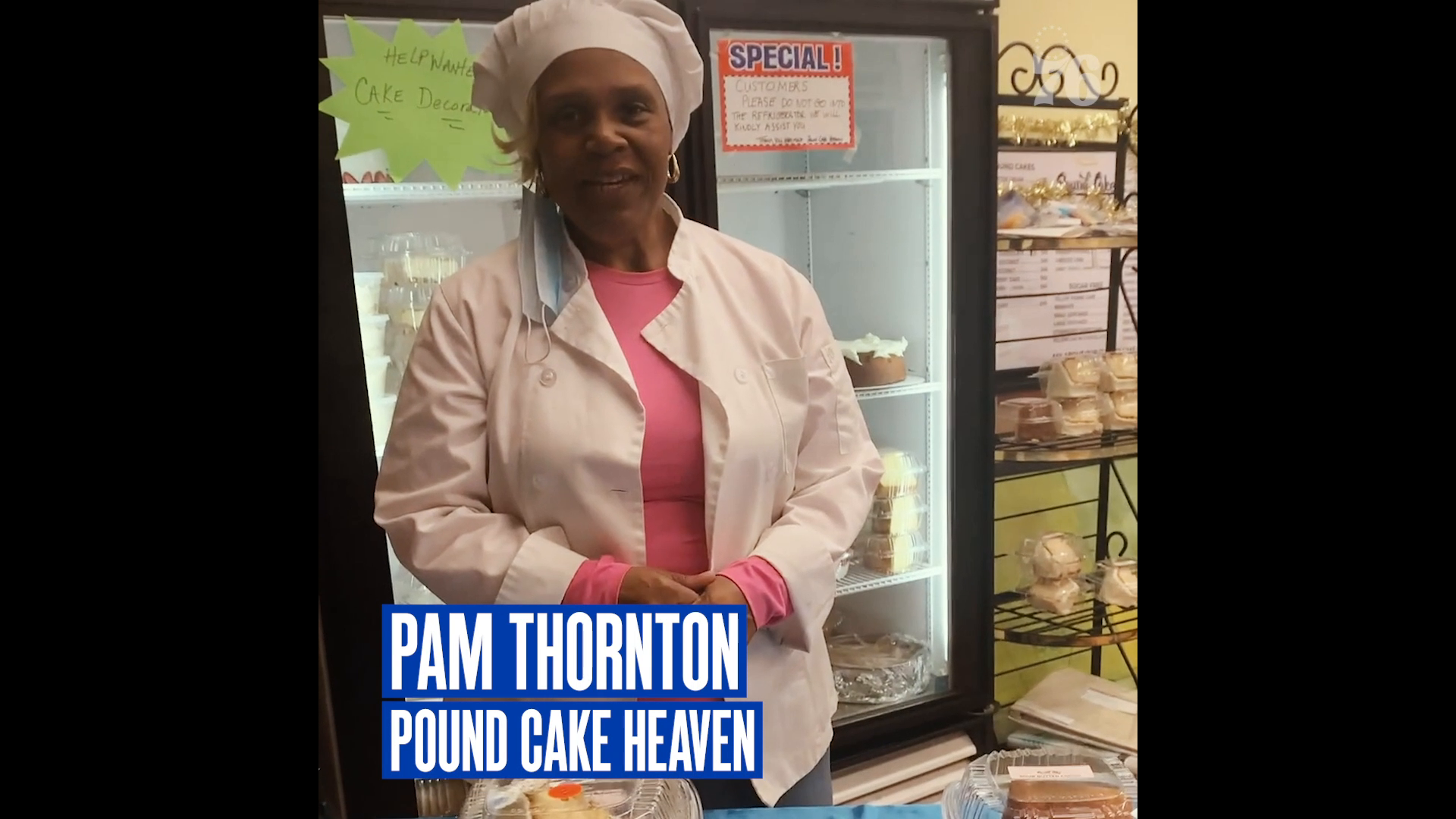 Pound Cake Heaven | Spirit of Small Business