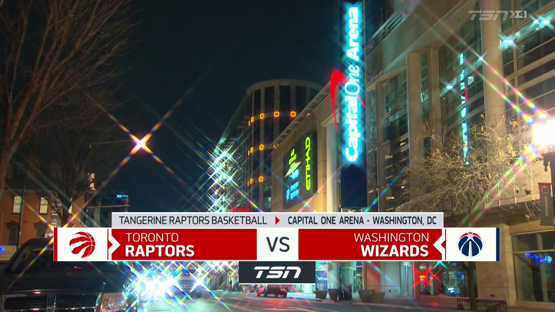Tangerine Game Highlights: Raptors at Wizards - February 10, 2021