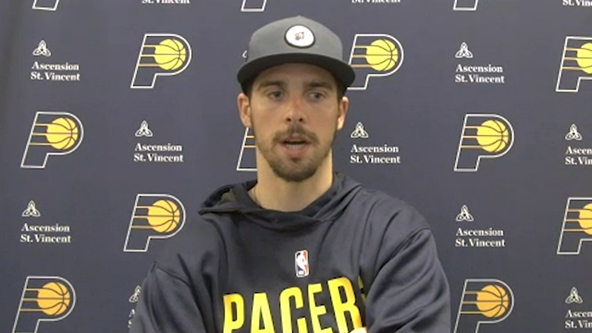 Postgame: Pacers Locker Room – Feb. 11, 2021