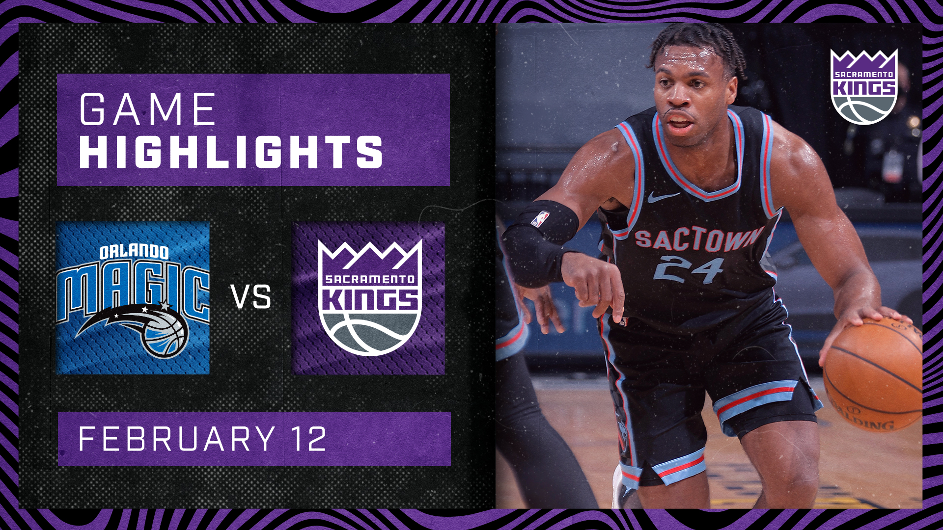 Kings Can't Quite Find the Magic at Home | Kings vs. Magic 2.12.21