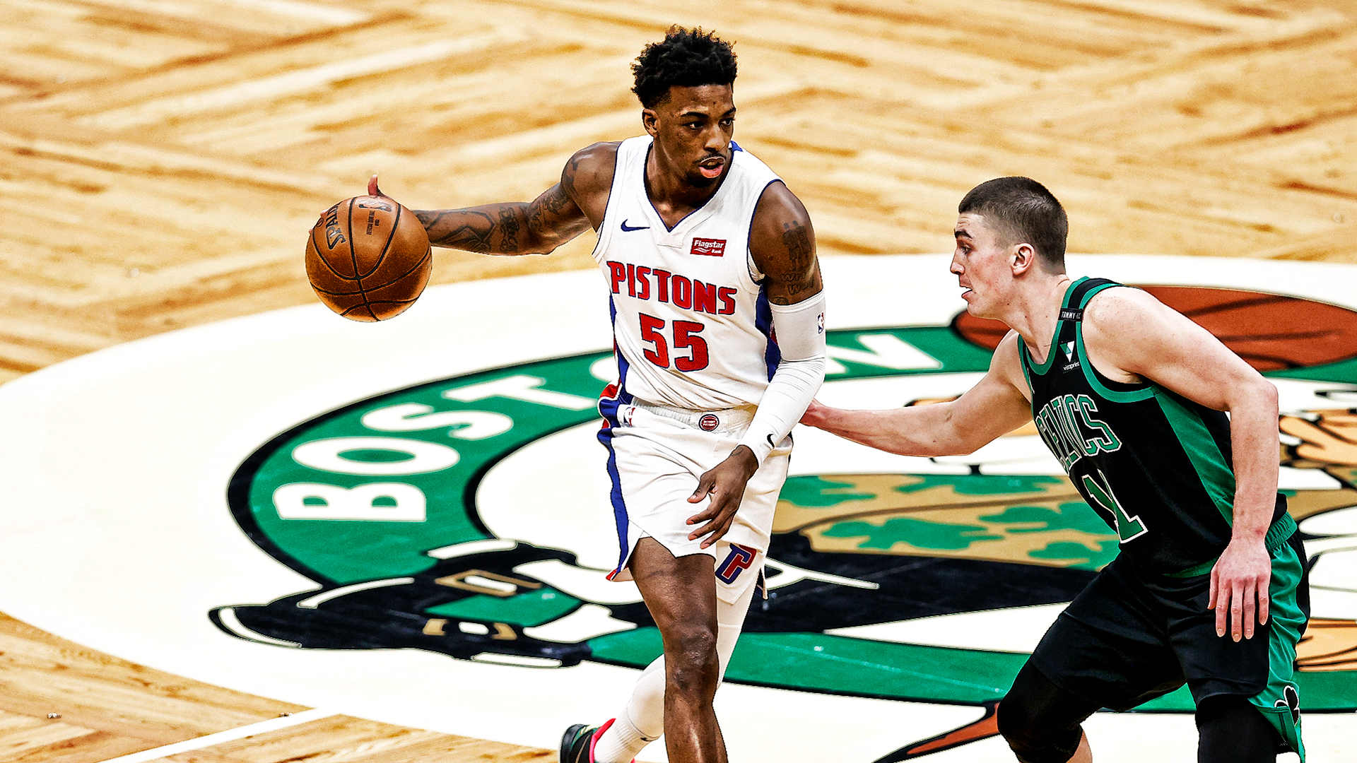 Pistons Playback, presented by Flagstar: Pistons at Celtics
