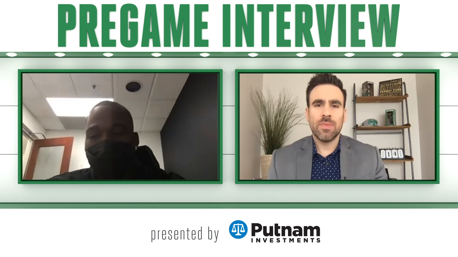 Putnam Pregame Interview: Javonte Green