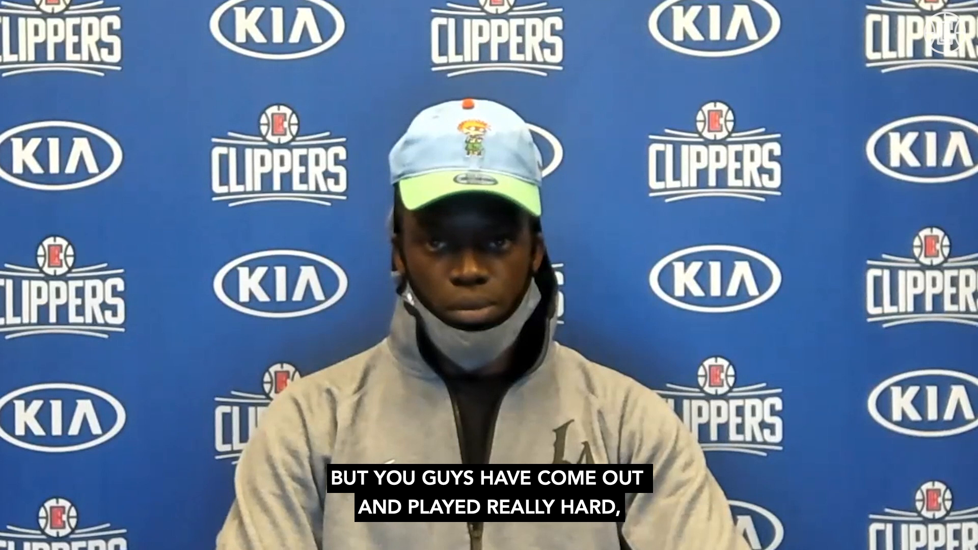 Jackson on the Next Man Up Mentality | Clippers vs Jazz (2.17.21)