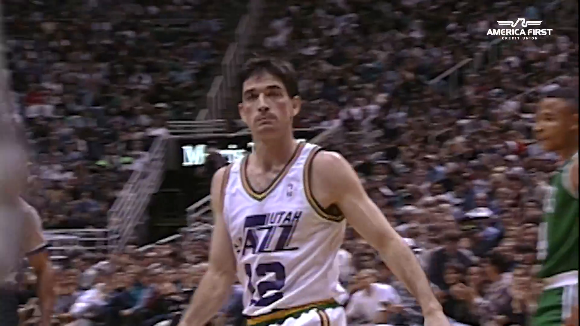 TBT—John Stockton becomes the first player with 10,000 assists