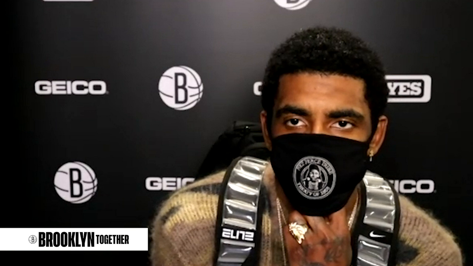 Kyrie Irving: Postgame vs. Lakers