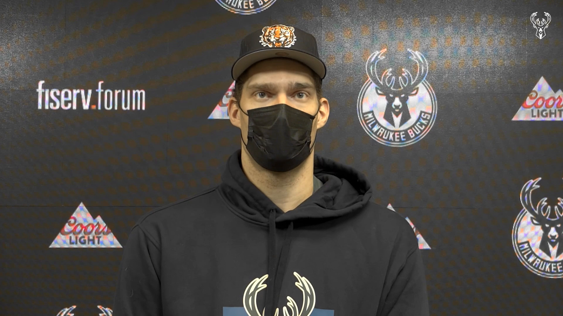 Brook Lopez Press Conference | 2.19.21