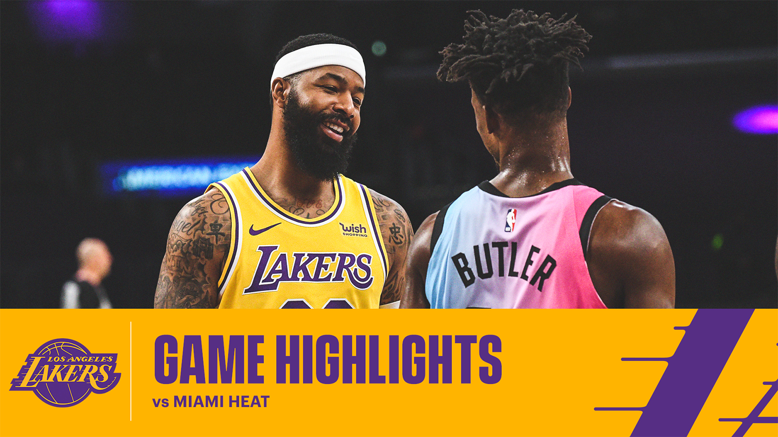 HIGHLIGHTS | Los Angeles Lakers vs Miami Heat