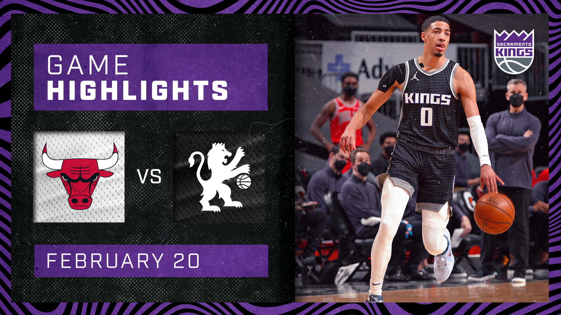 The Comeback Came Up Short in Chi-Town | Kings vs Bulls 2.20.21
