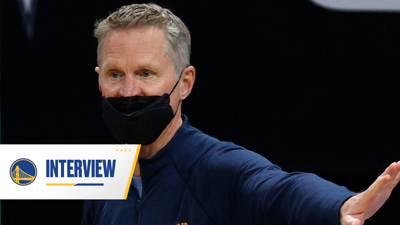 Postgame Warriors Talk: Steve Kerr - 2/20/21