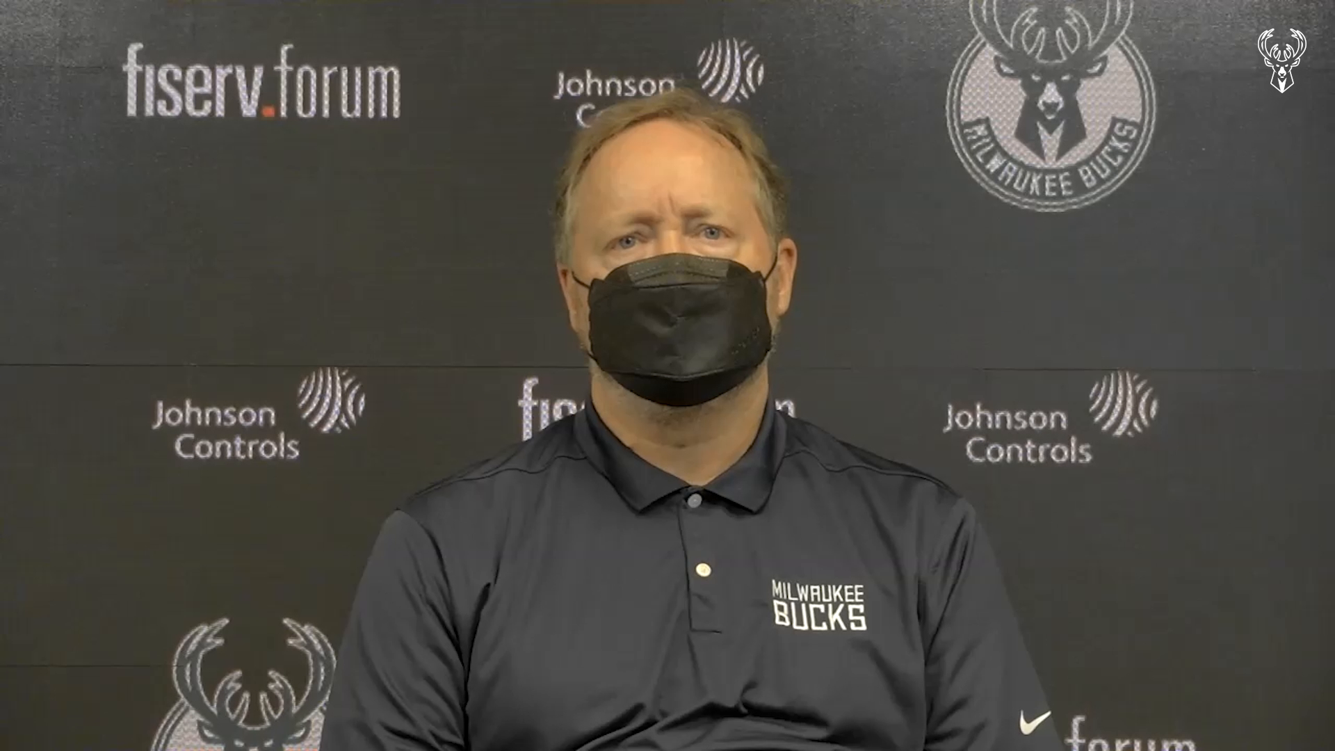 Coach Bud Press Conference | 2.21.21