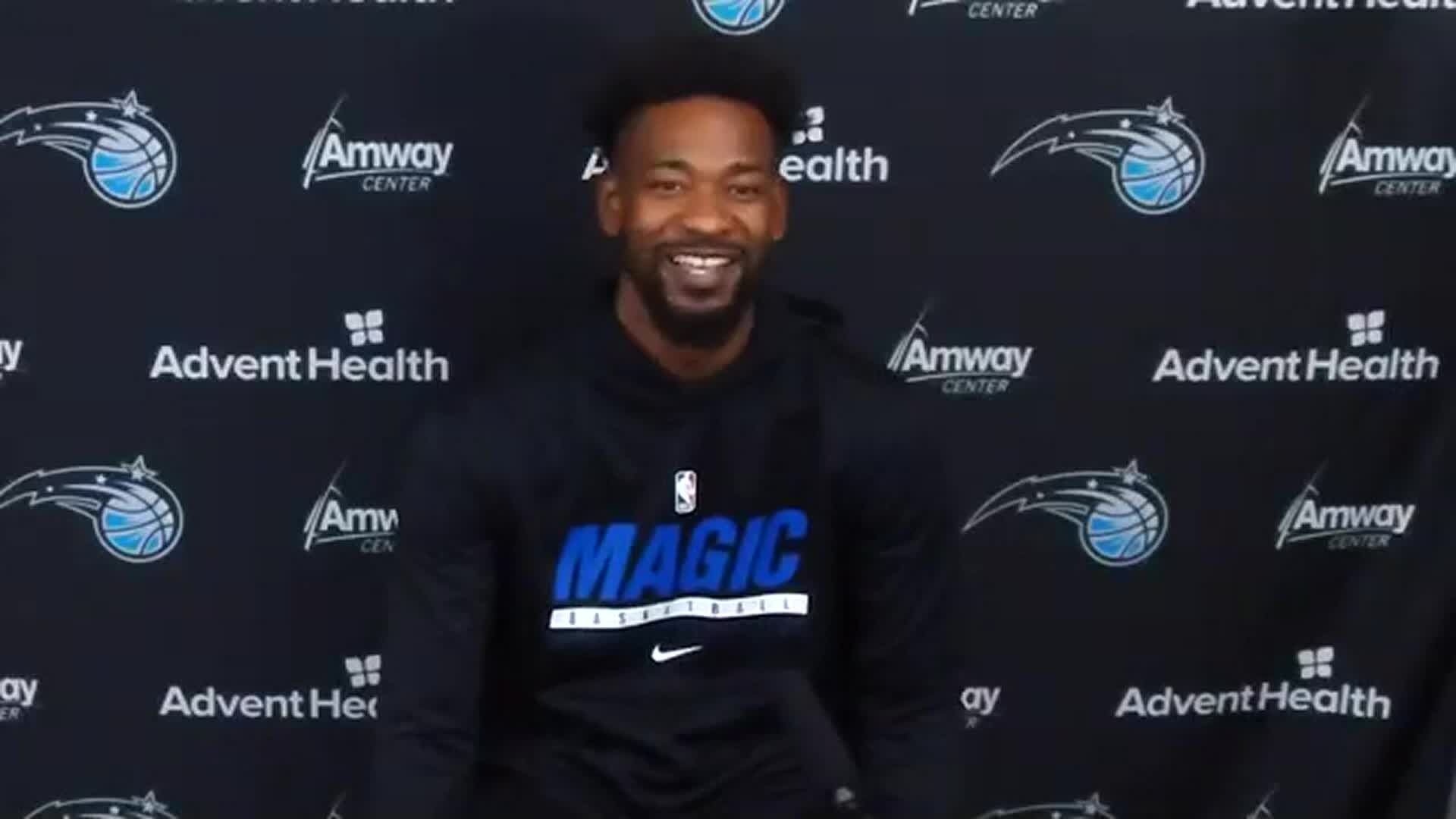 Magic Practice: Terrence Ross (2/22)