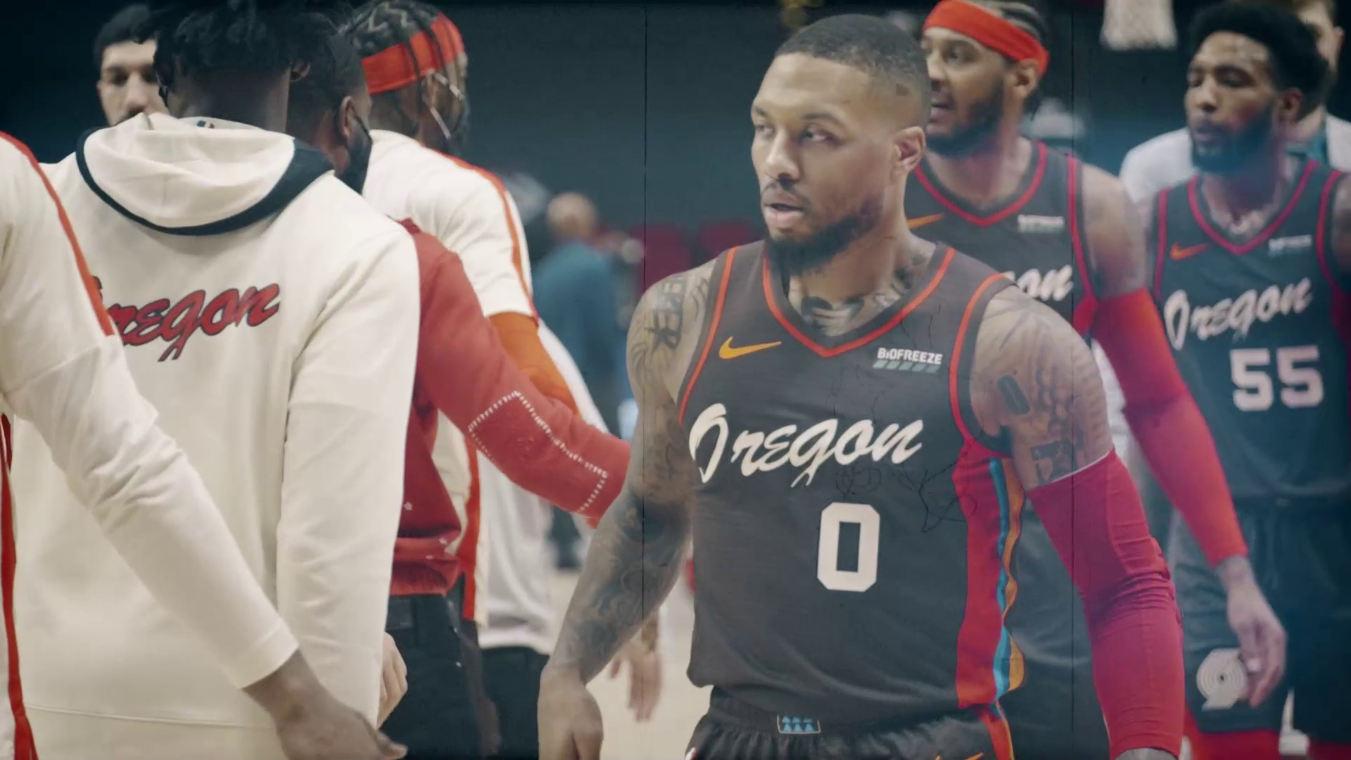 Damian Lillard Named Player of the Week for Team-High 11th Time