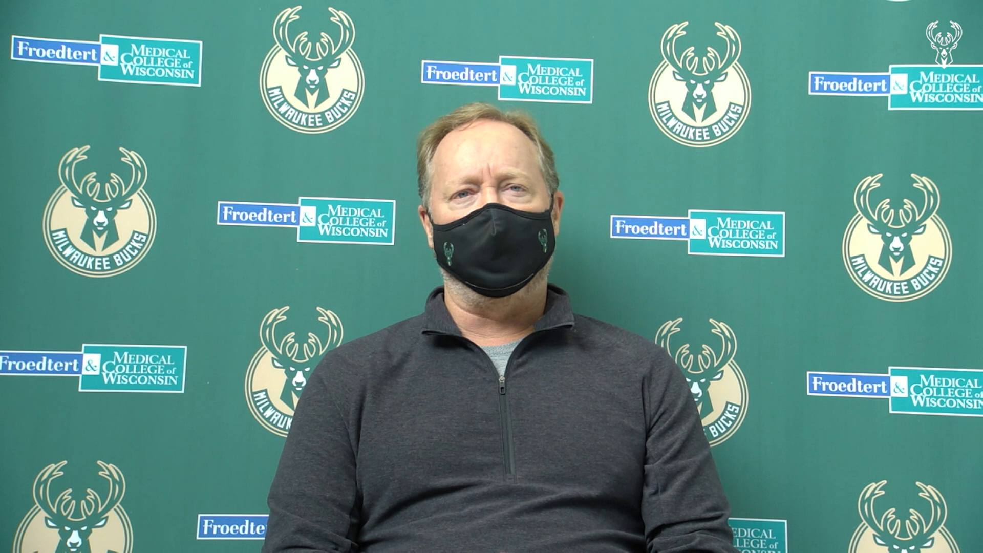 Coach Budenholzer Press Conference | 2.22.21