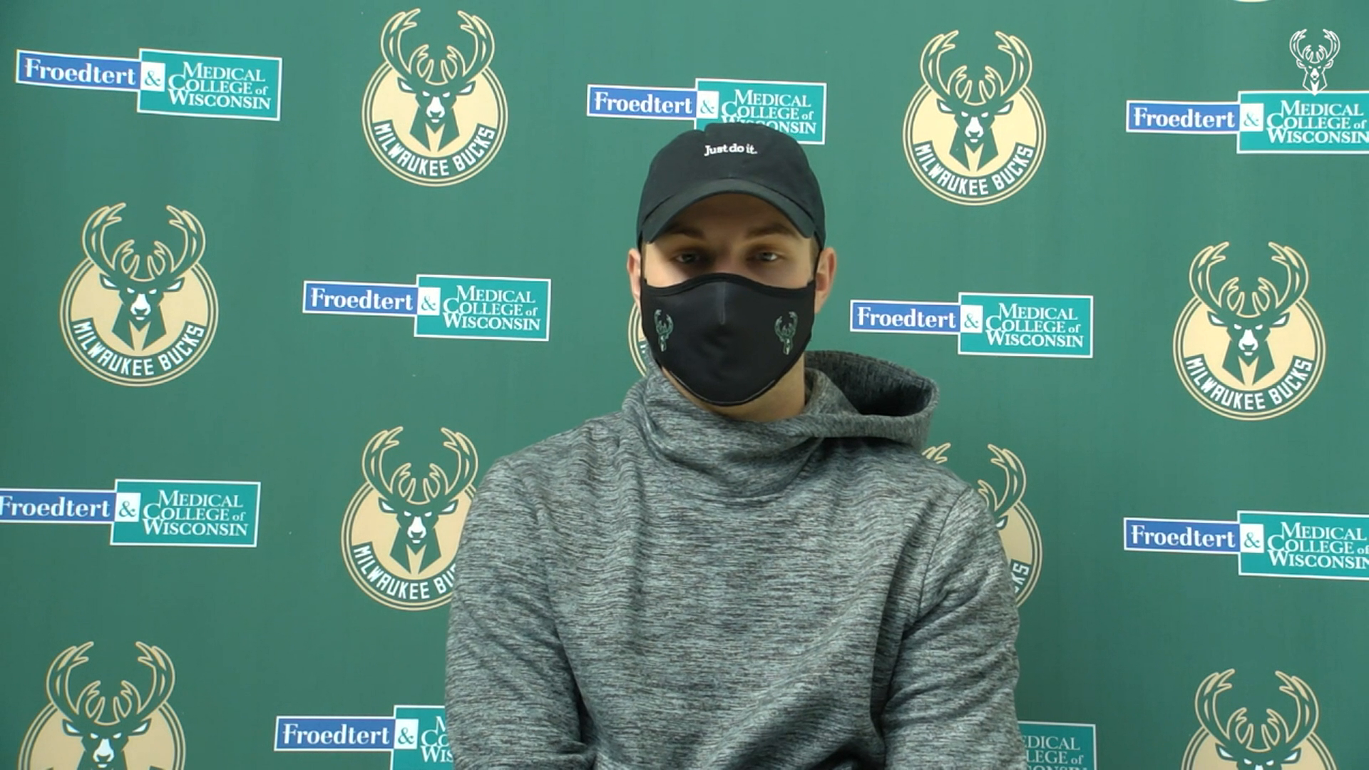 Sam Merrill Press Conference | 2.22.21