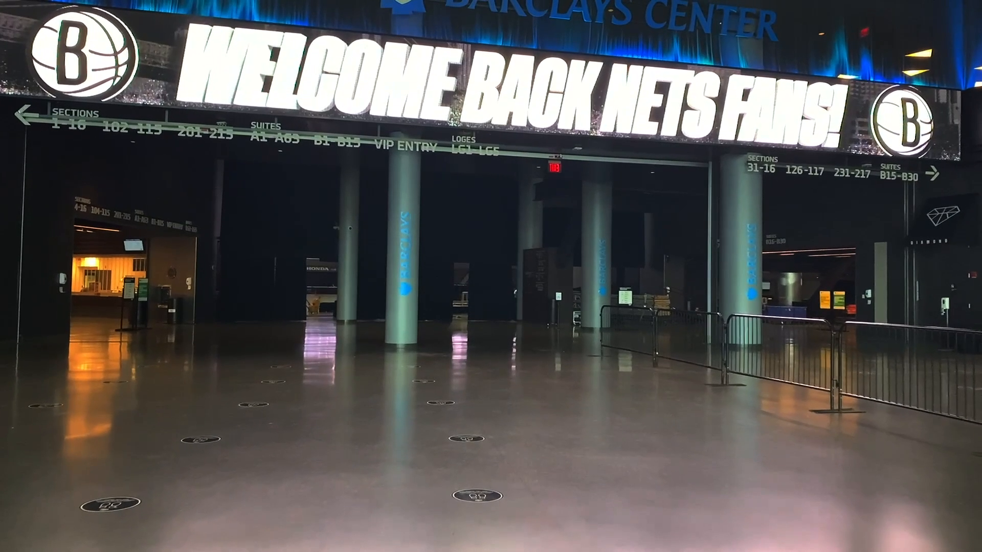 See You Soon, Nets Fans
