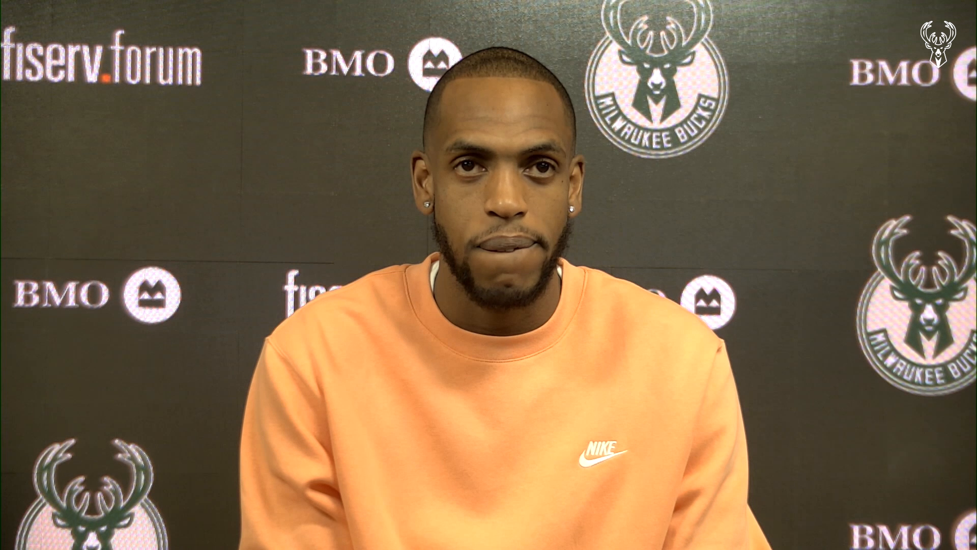Khris Middleton Press Conference | 2.23.21