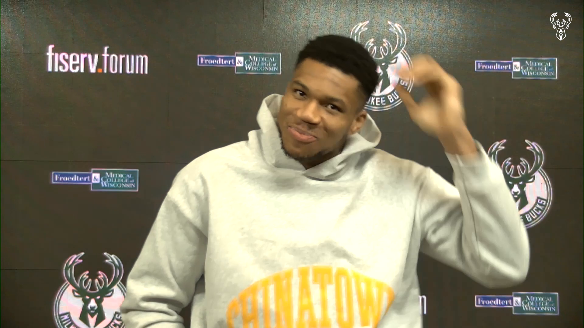 Giannis Antetokounmpo Press Conference | 2.23.21