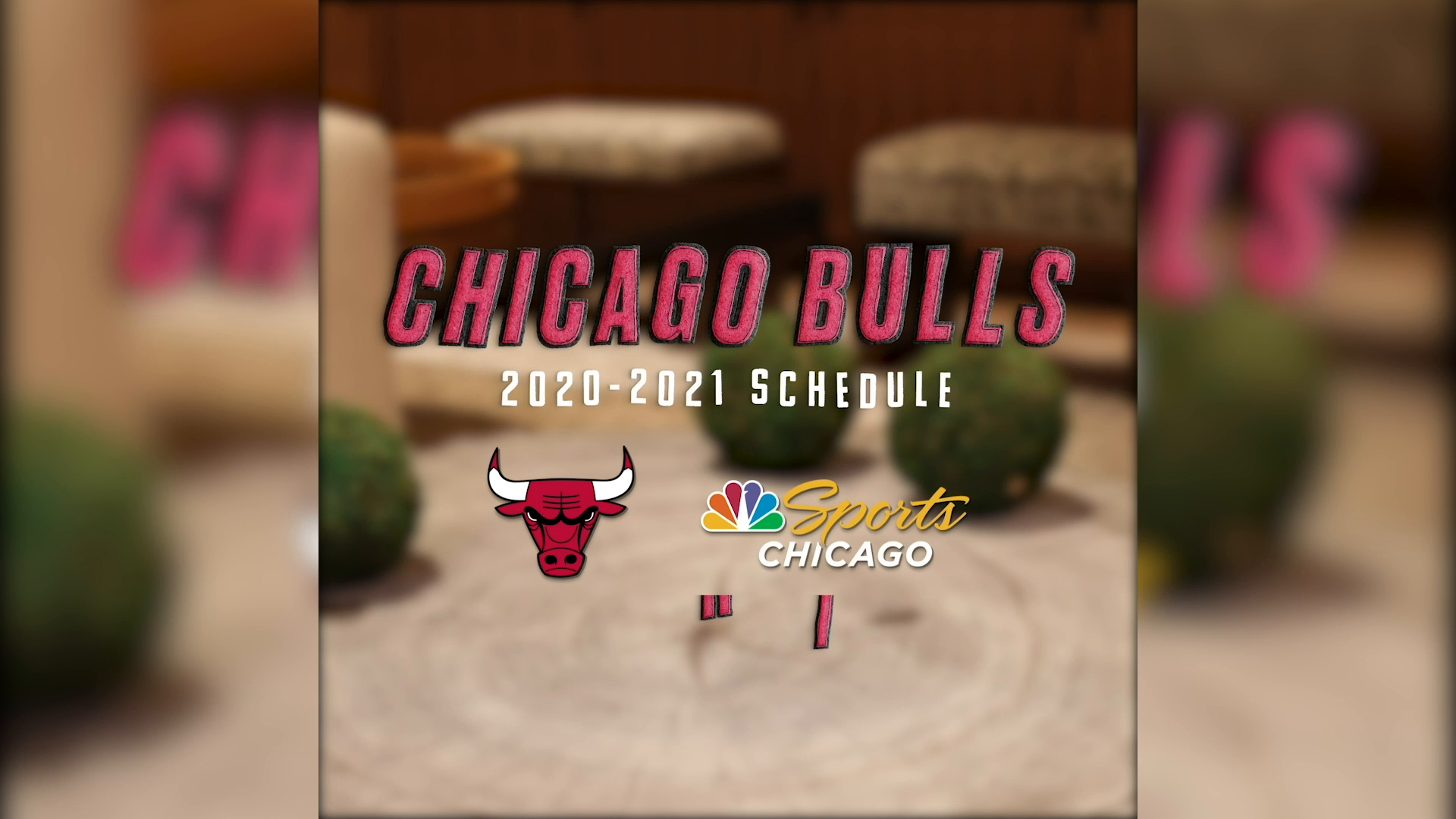 Bulls Schedule Release Part II | Presented by NBC Sports Chicago