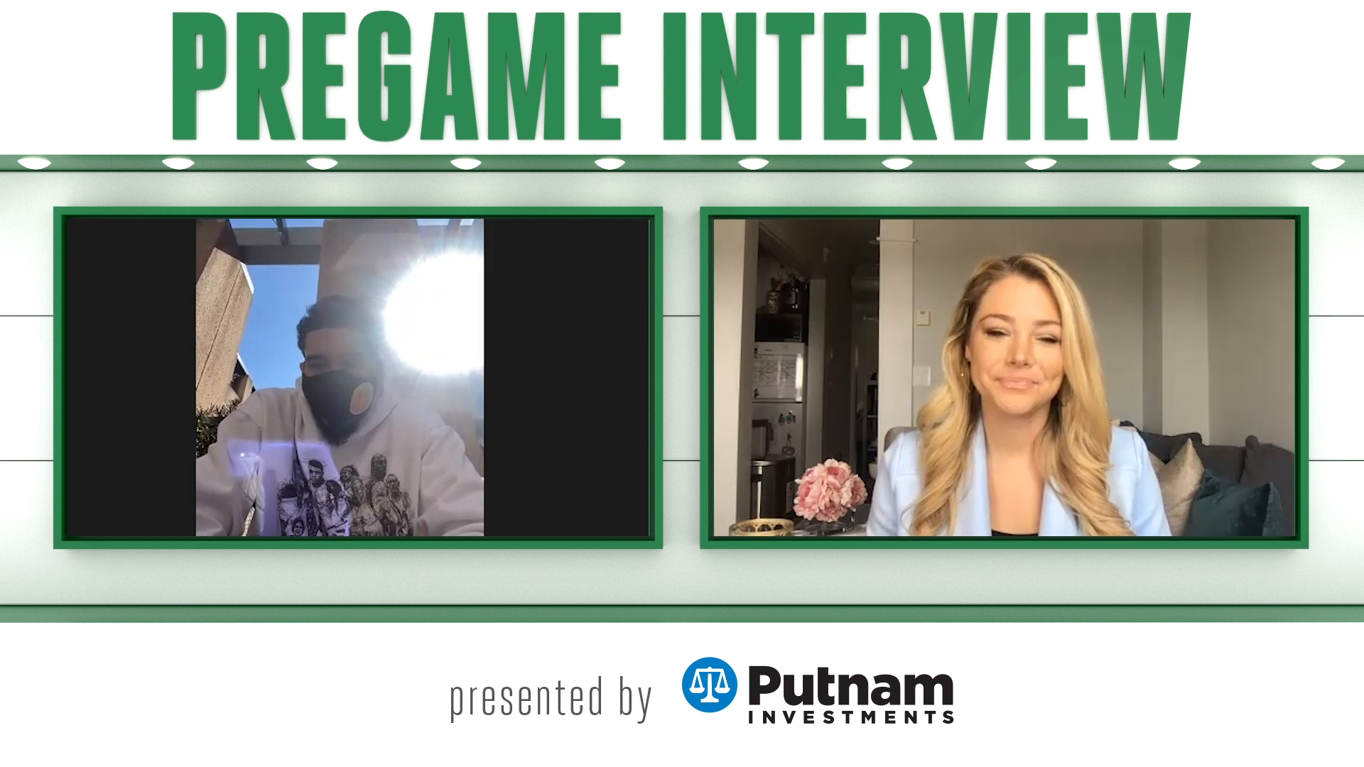 2/24 Putnam Pregame Interview: 'It's A Special Moment'